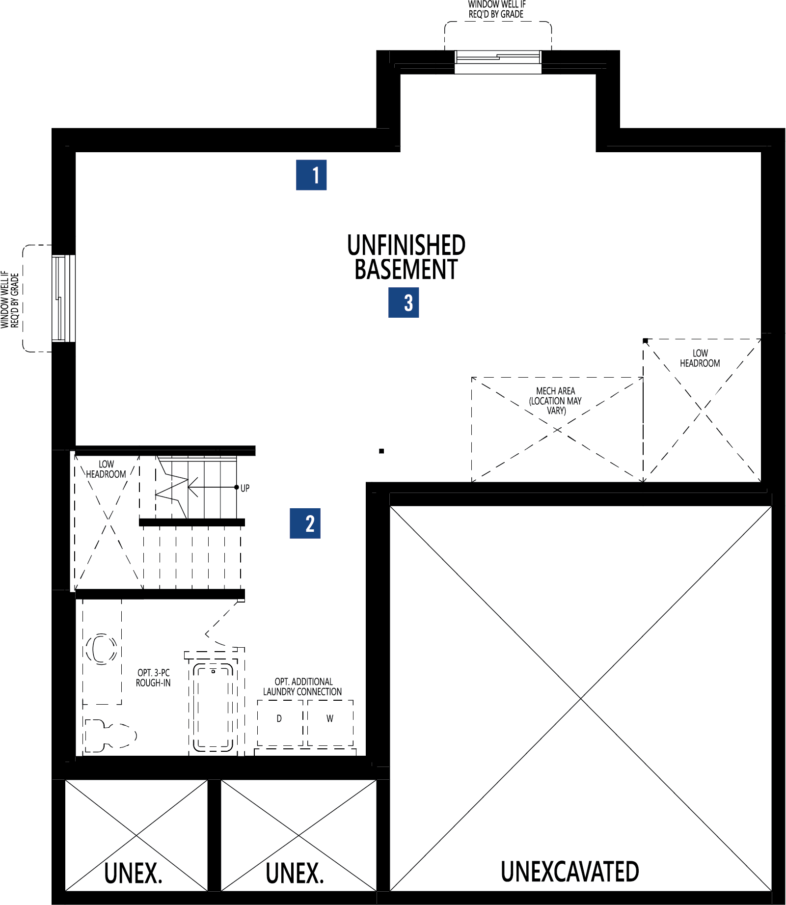 Maclaren Plan Floor Plan at Cityscape in Calgary Alberta by Mattamy Homes