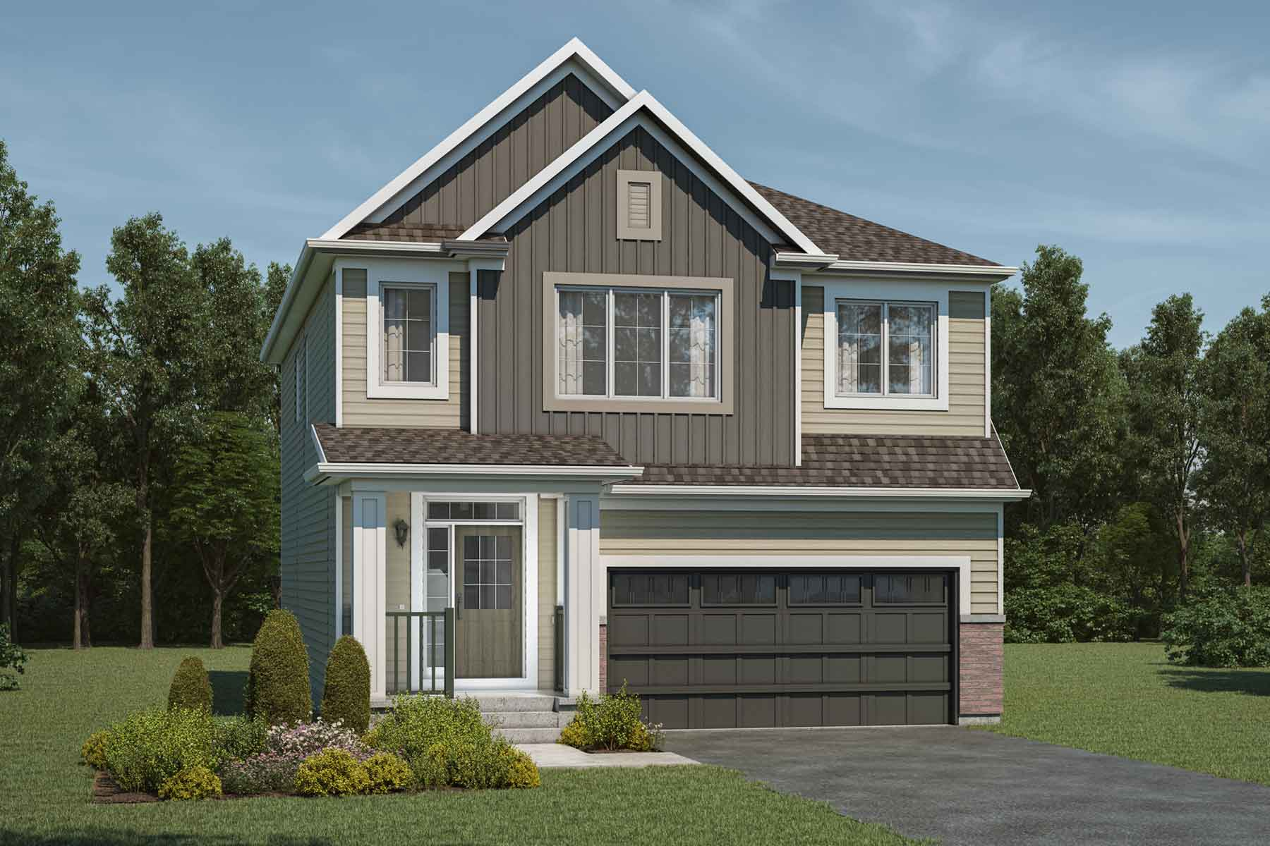 Whistler Plan colonial_cityscape_whistler at Cityscape in Calgary Alberta by Mattamy Homes