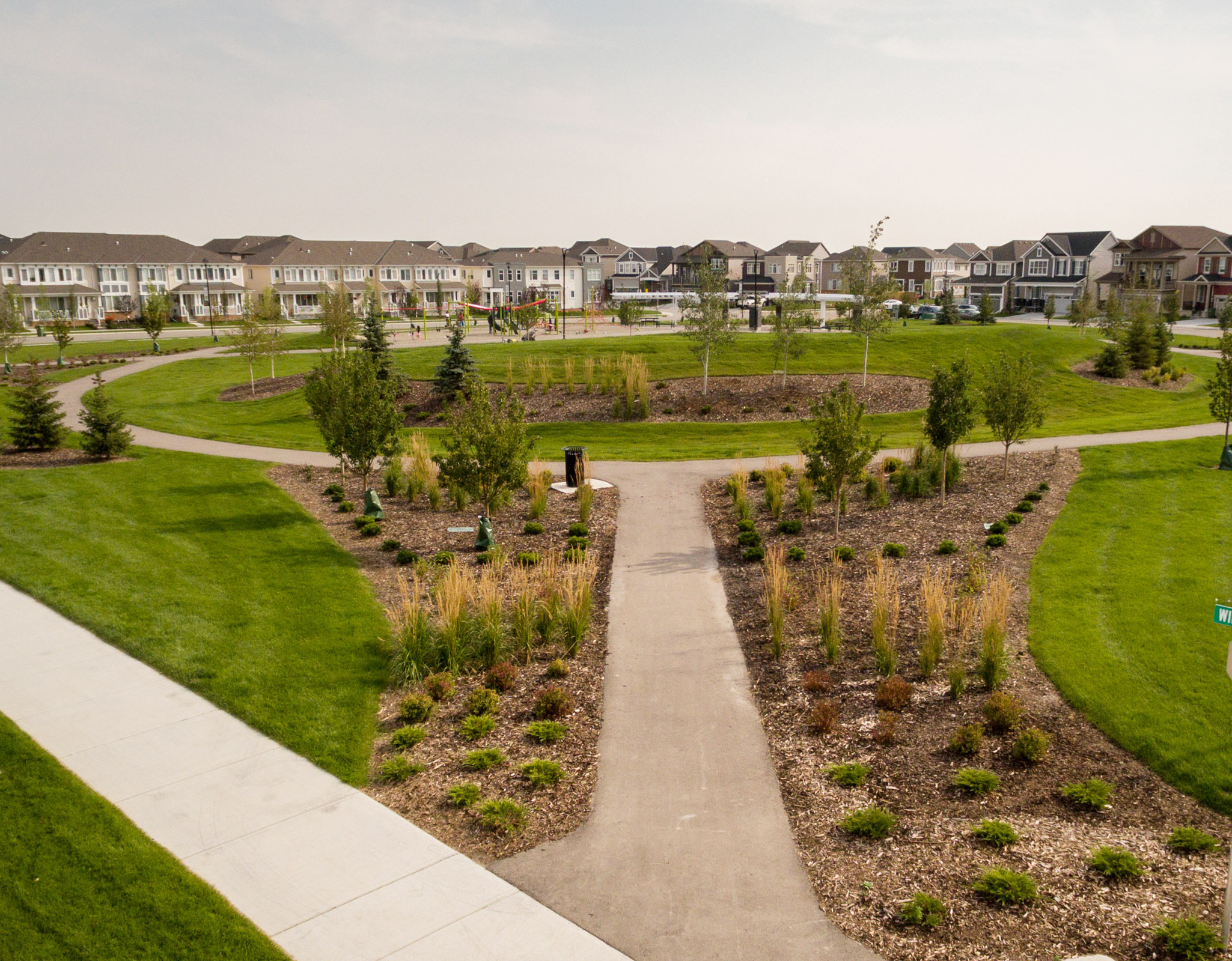 Southwinds Exterior Others in Airdrie Alberta by Mattamy Homes