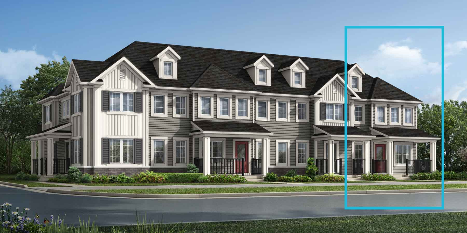 Ripley End Plan colonial_southwinds_ripleyend_main at Southwinds in Airdrie Alberta by Mattamy Homes