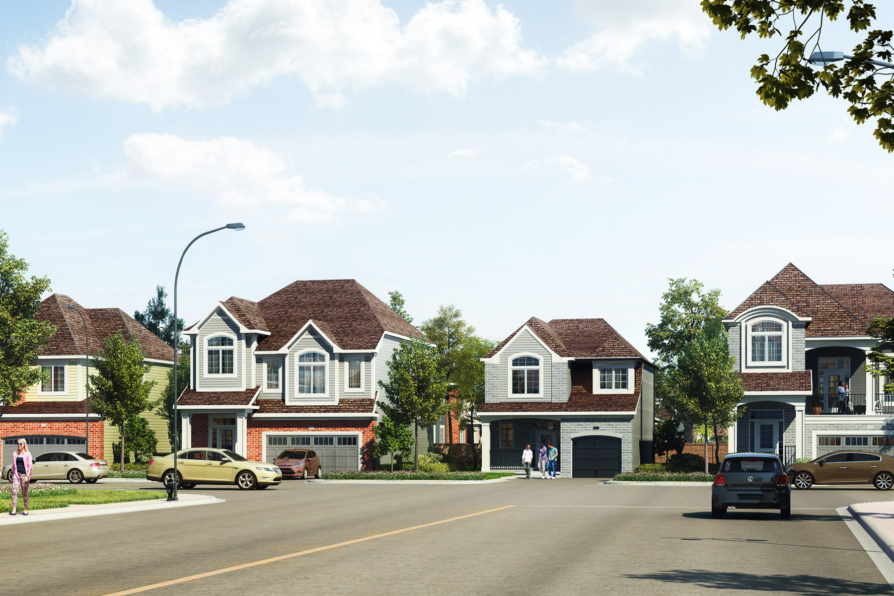 The Enclave In Carrington  in Calgary Alberta by Mattamy Homes