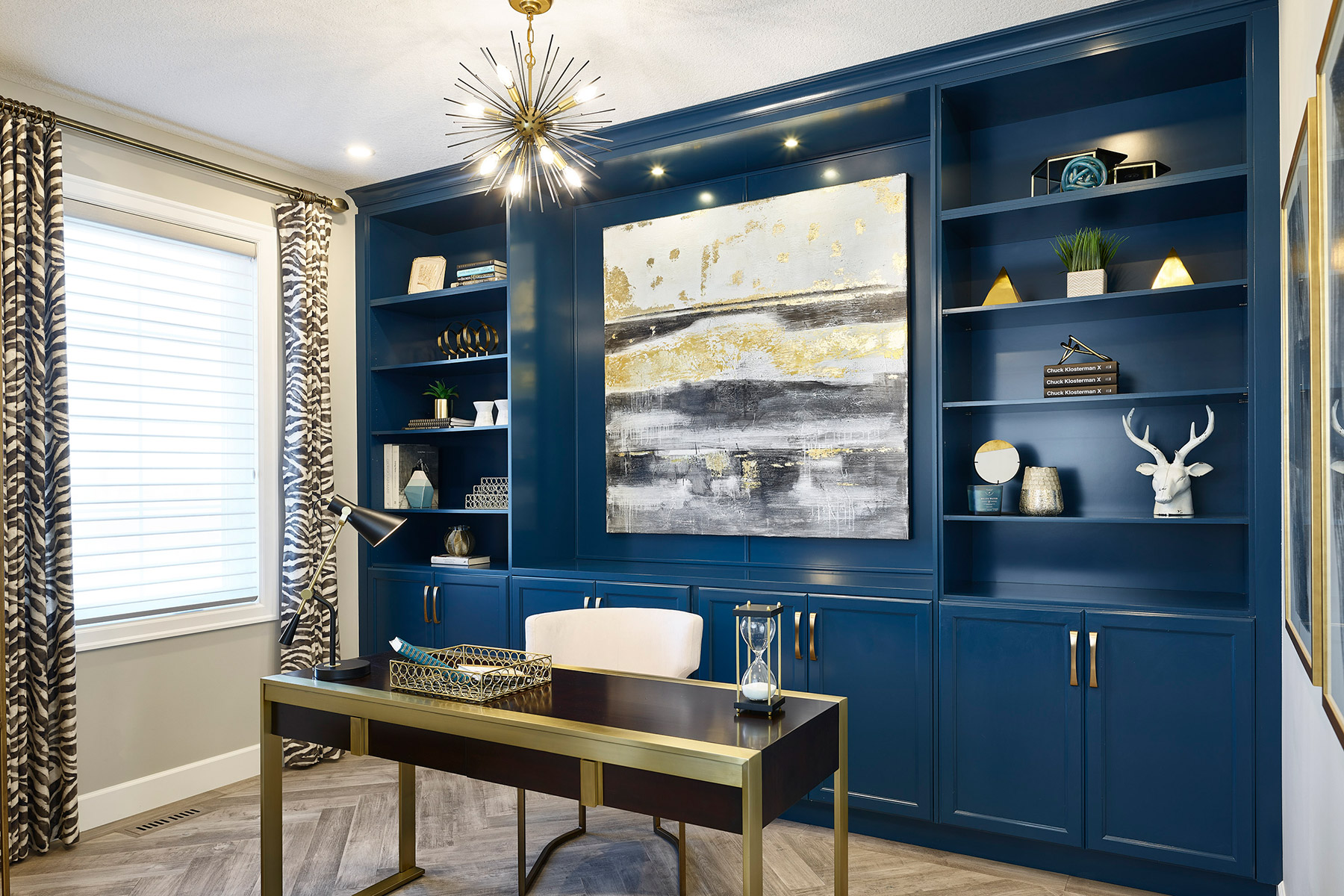 Smythe Plan Study Room at Yorkville in Calgary Alberta by Mattamy Homes