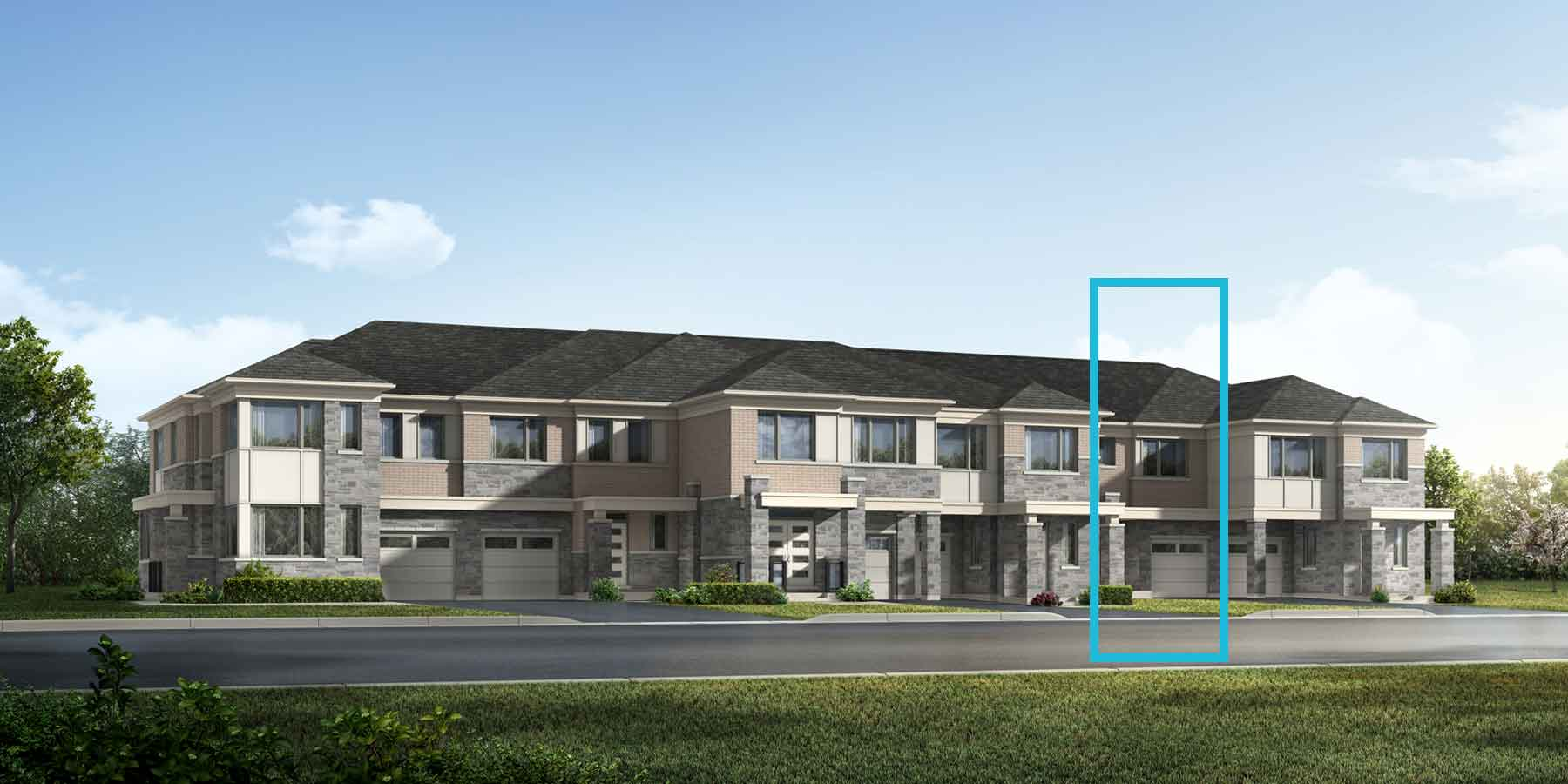 Jade Plan modern_springwater_jade_main at Springwater in Markham Ontario by Mattamy Homes