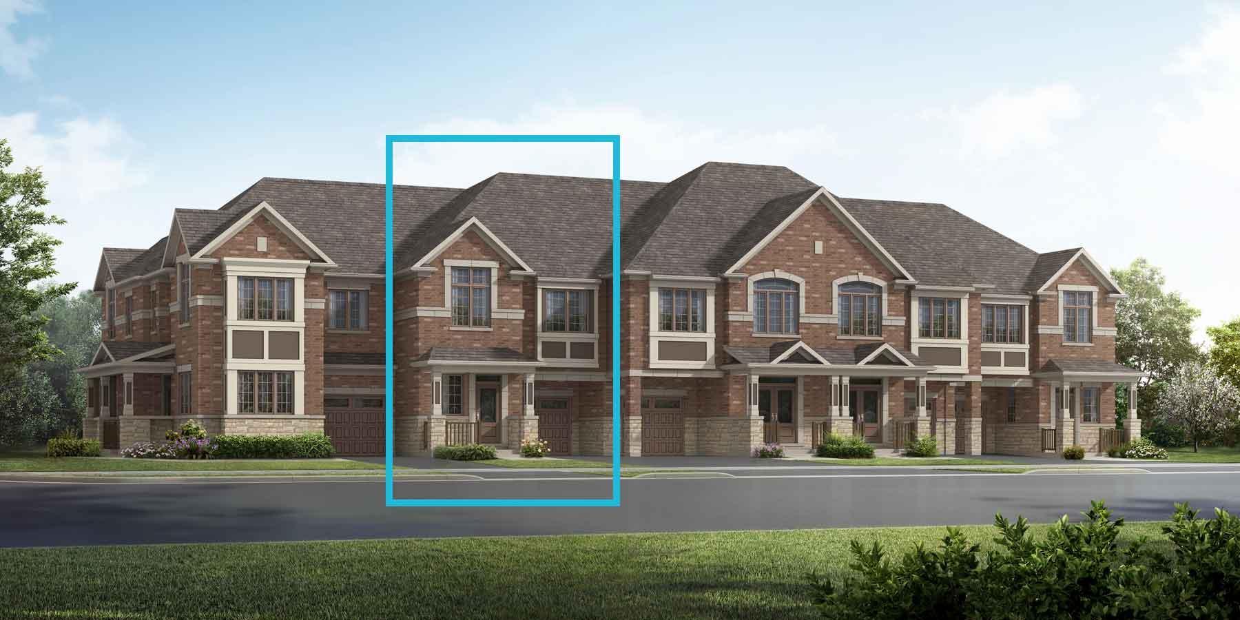 Mint Plan traditional_springwater_mint at Springwater in Markham Ontario by Mattamy Homes