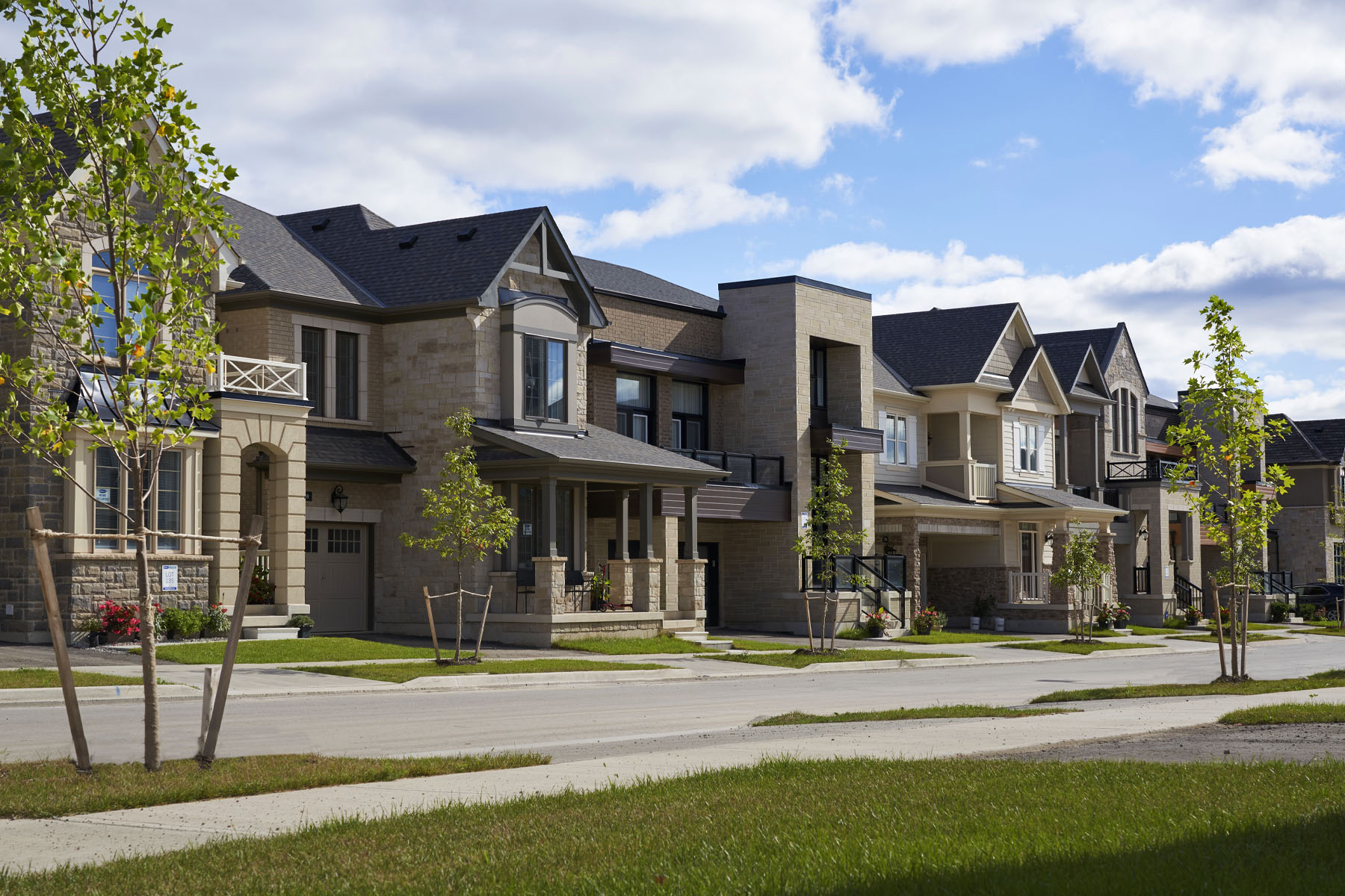 Upper Joshua Creek TownHomes in Oakville Ontario by Mattamy Homes