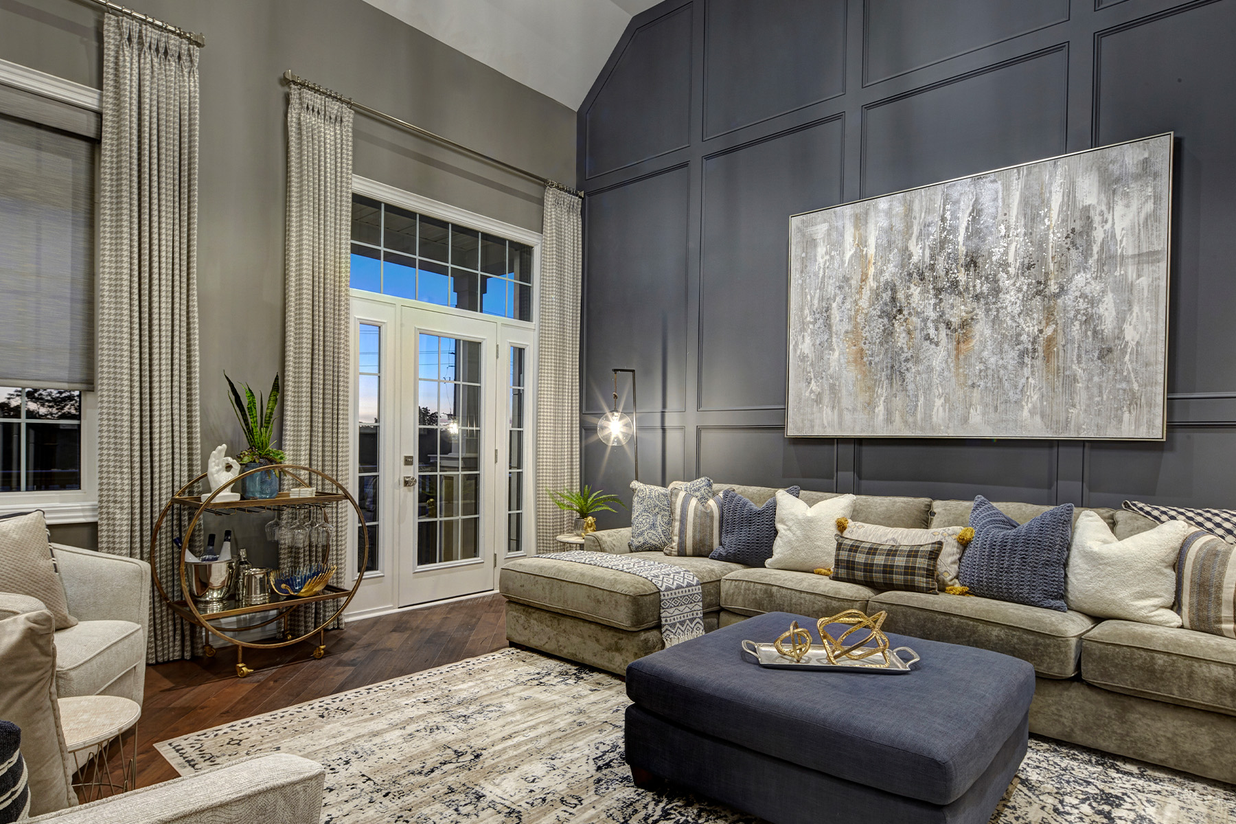 Kingsley Plan Interior Others at Upper Joshua Creek in Oakville Ontario by Mattamy Homes