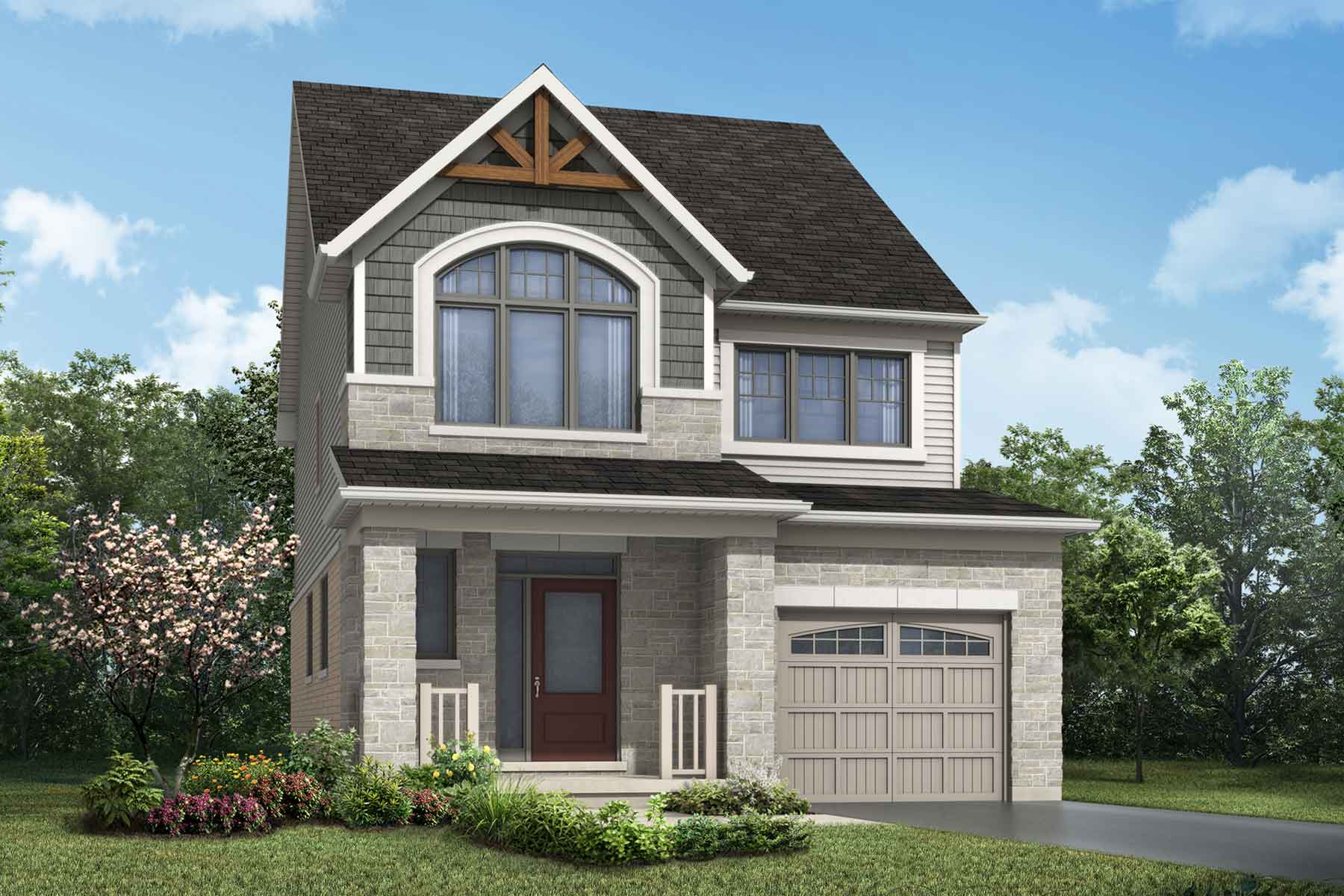 Wildflower Crossing muskokan_southestates_brigadoon_main in Kitchener Ontario by Mattamy Homes