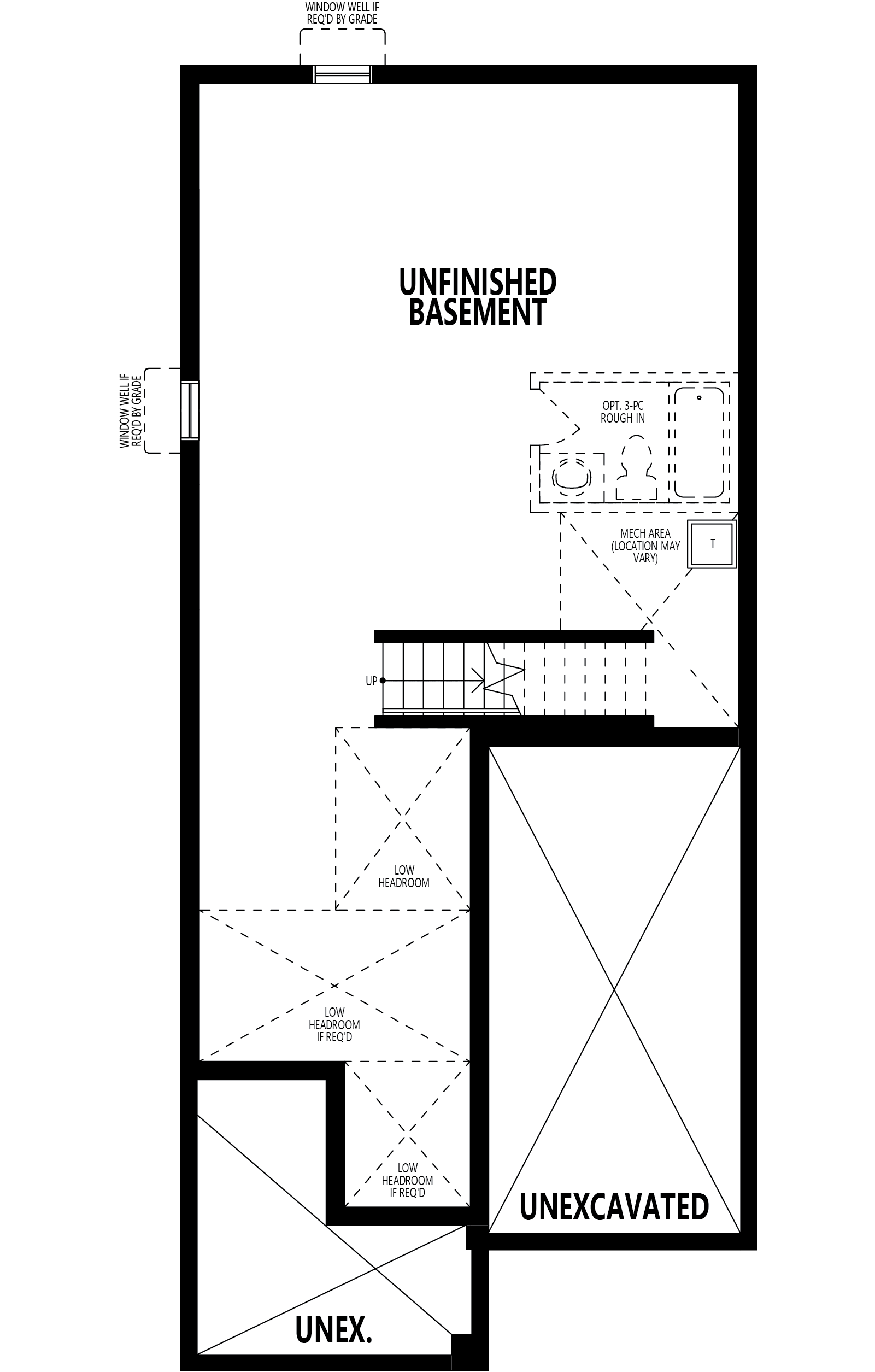 The Linwood Plan Floor Plan at Wildflower Crossing in Kitchener Ontario by Mattamy Homes