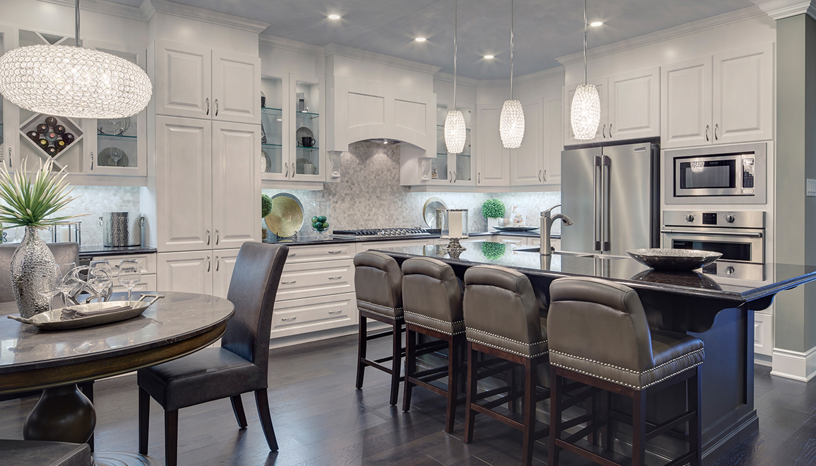 Kitchen in Naples-Fort Myers Florida by Mattamy Homes