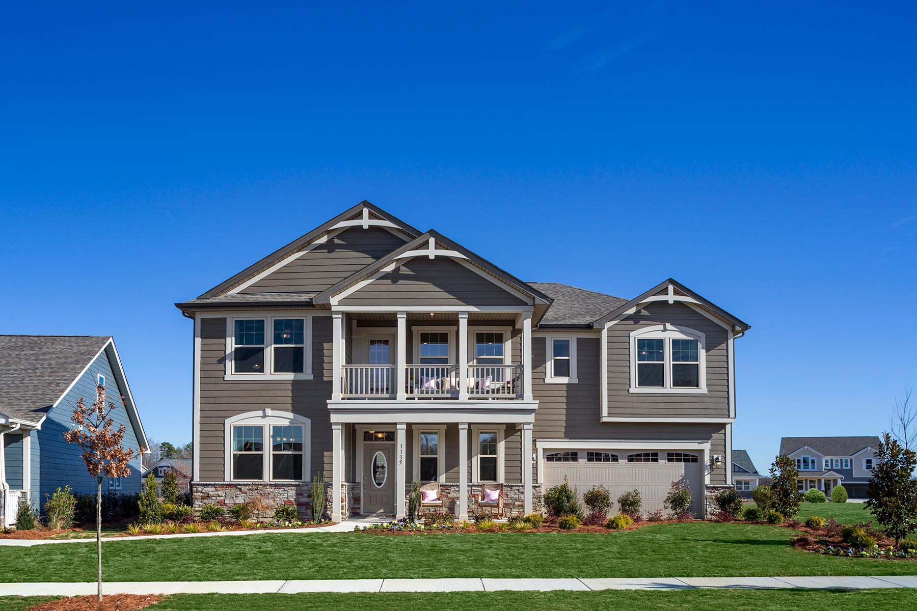 Braeburn Exterior Others in Indian Trail North Carolina by Mattamy Homes
