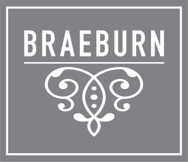 Braeburn Marketing Logo in Indian Trail North Carolina by Mattamy Homes
