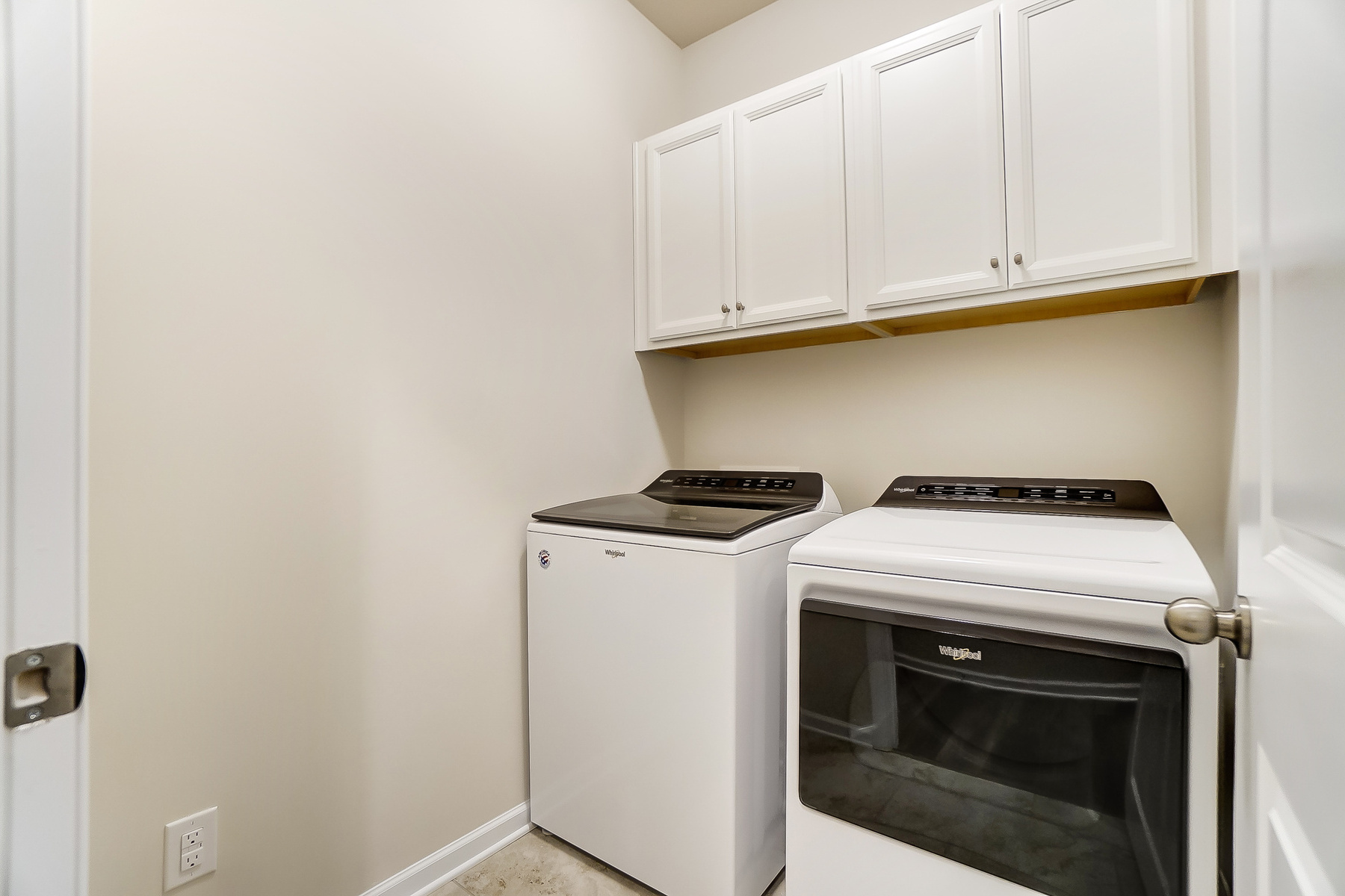 Evelyn Plan Laundry at Braeburn in Indian Trail North Carolina by Mattamy Homes