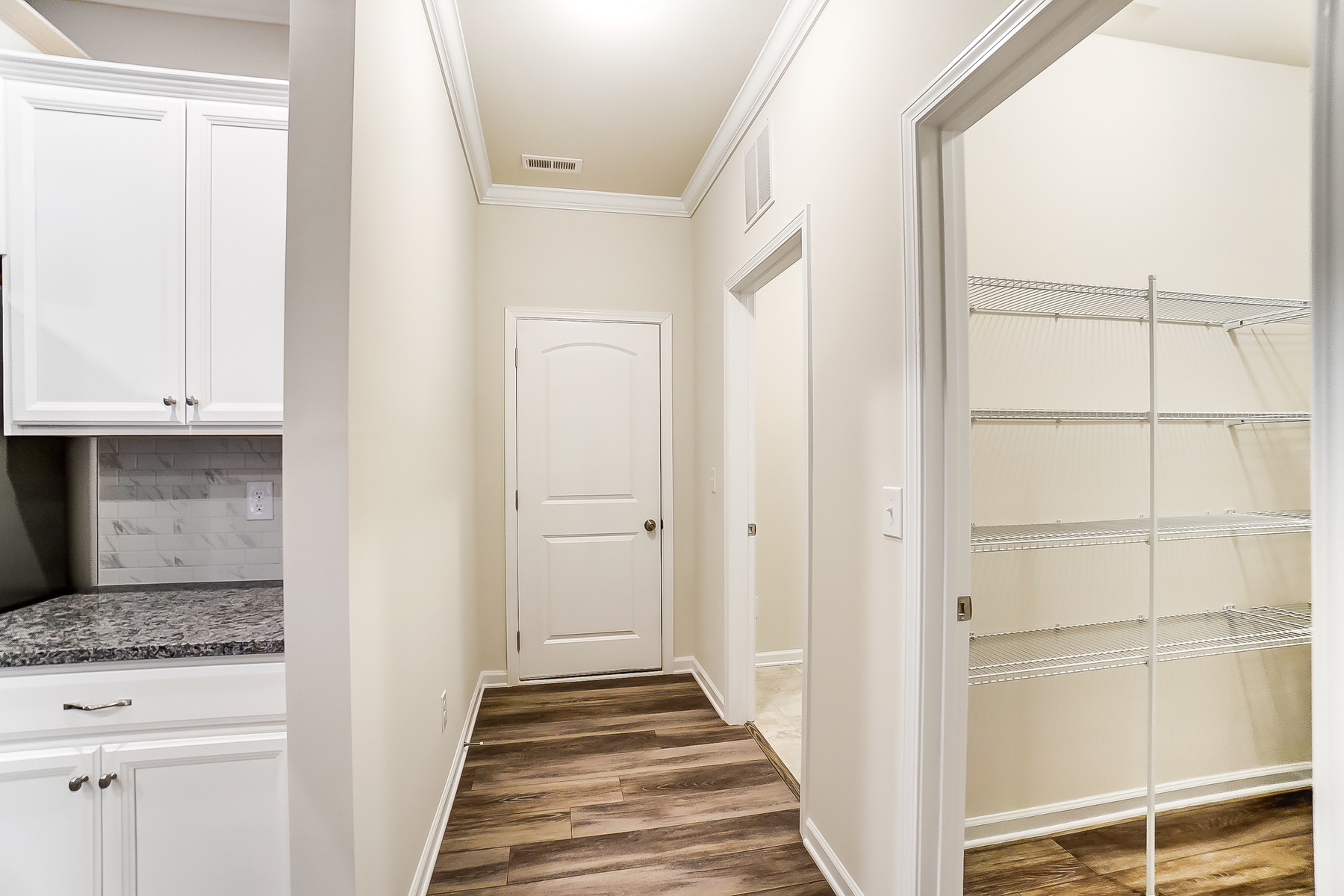 Evelyn Plan Pantry at Braeburn in Indian Trail North Carolina by Mattamy Homes