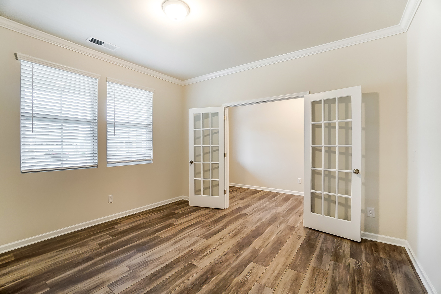 Evelyn Plan Study Room at Braeburn in Indian Trail North Carolina by Mattamy Homes
