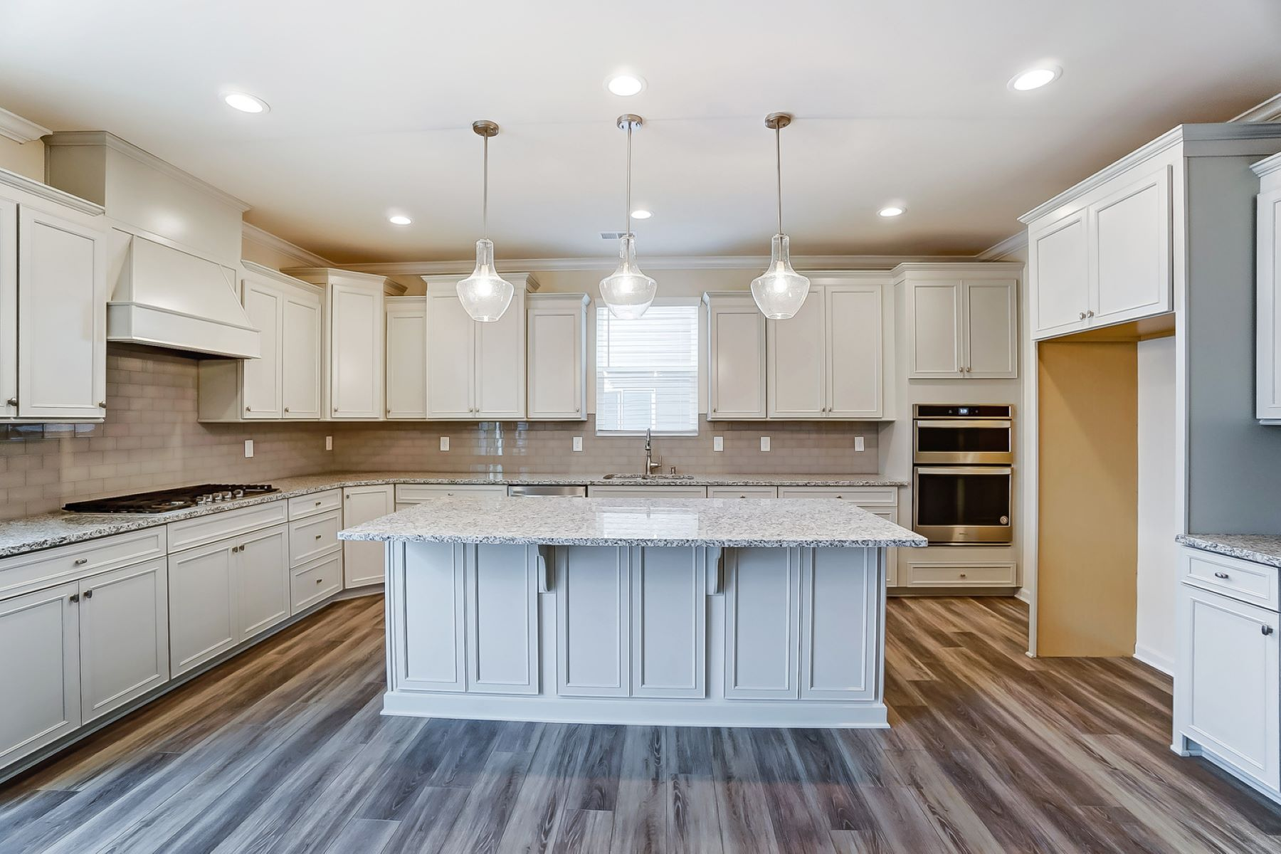 Marshall Plan Kitchen at Braeburn in Indian Trail North Carolina by Mattamy Homes