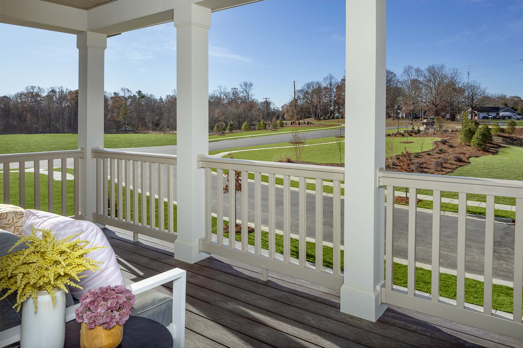 Parker Plan Exterior Others at Braeburn in Indian Trail North Carolina by Mattamy Homes