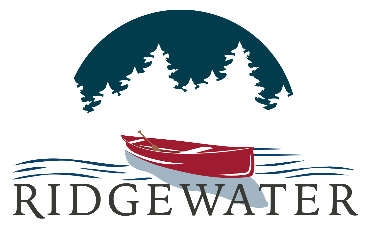 Ridgewater Marketing Logo in Charlotte North Carolina by Mattamy Homes