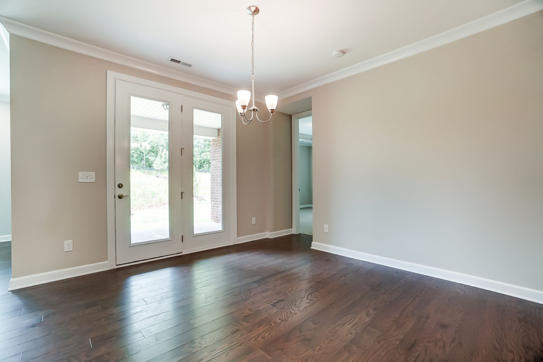 Astaire Plan Breakfast at Sonata at Mint Hill in Mint Hill North Carolina by Mattamy Homes