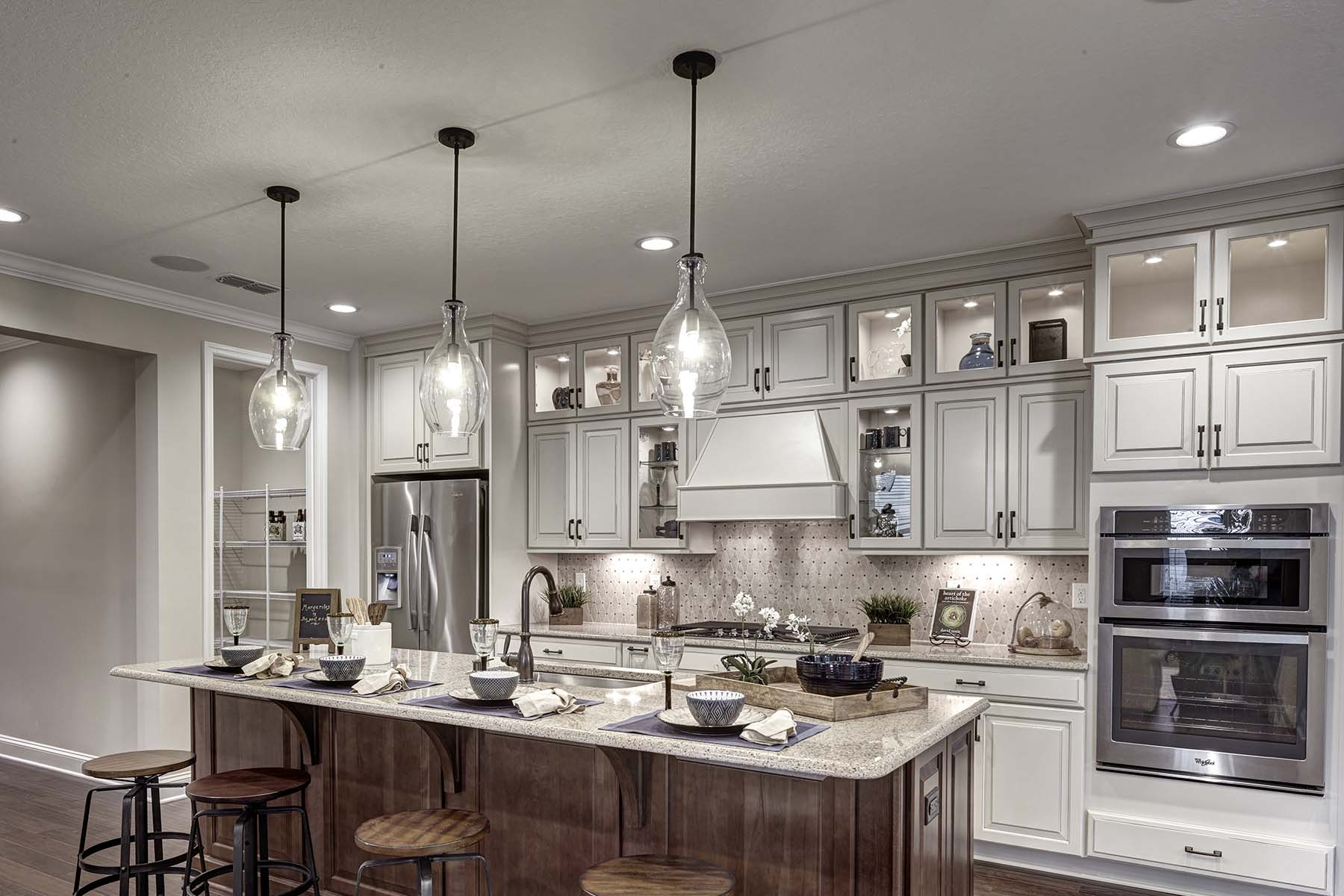Beauclair Plan Kitchen at RiverTown - Arbors in St. Johns Florida by Mattamy Homes