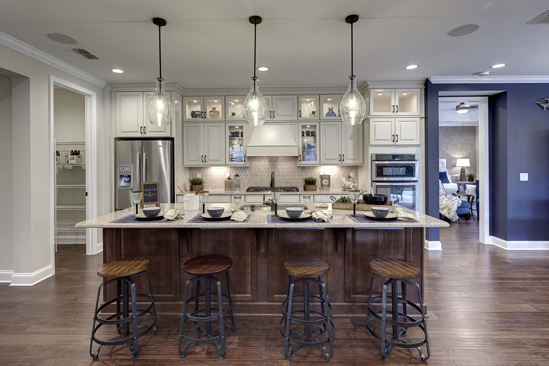 RiverTown - Arbors Kitchen in St. Johns Florida by Mattamy Homes