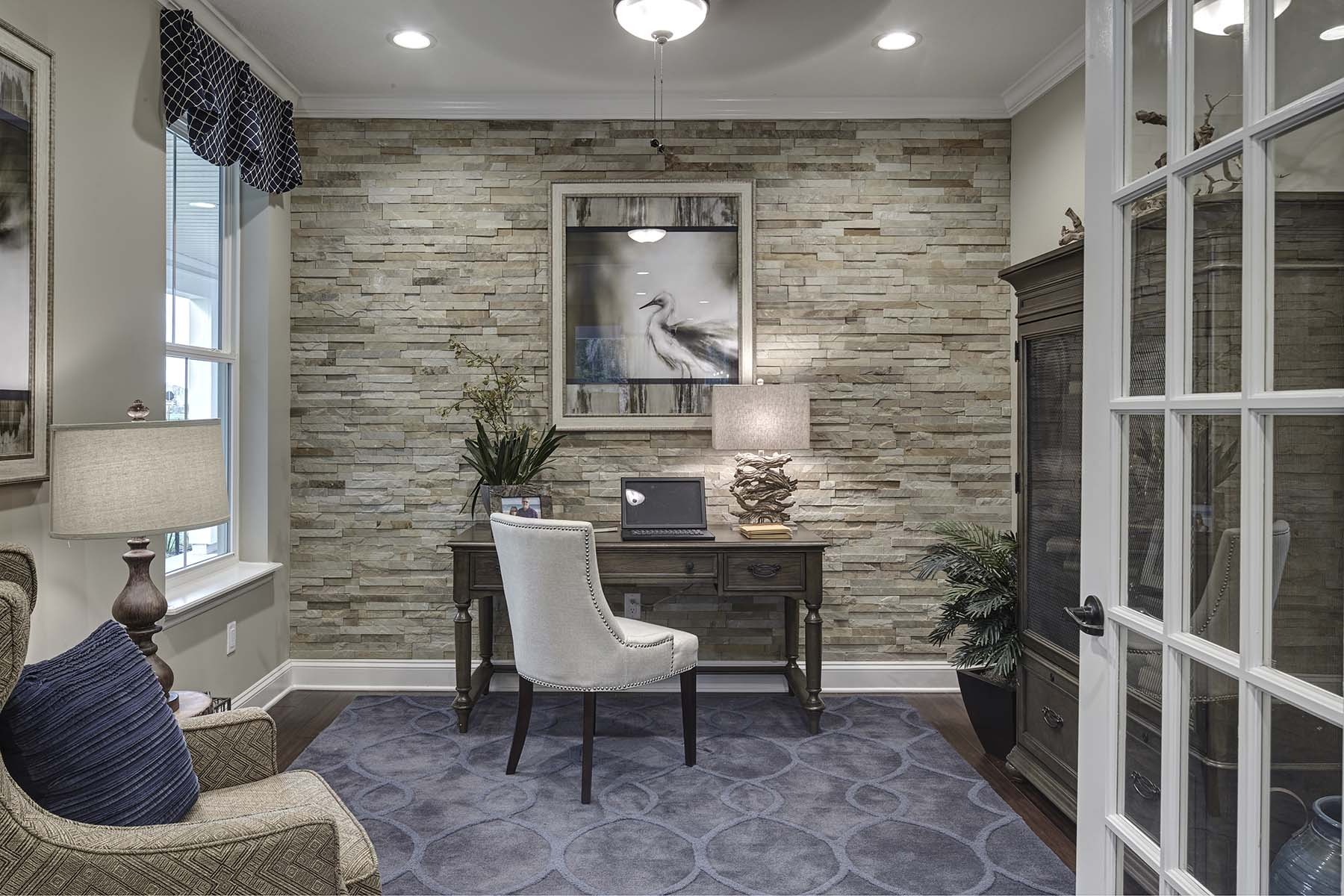 Beauclair Plan Study Room at RiverTown - Arbors in St. Johns Florida by Mattamy Homes