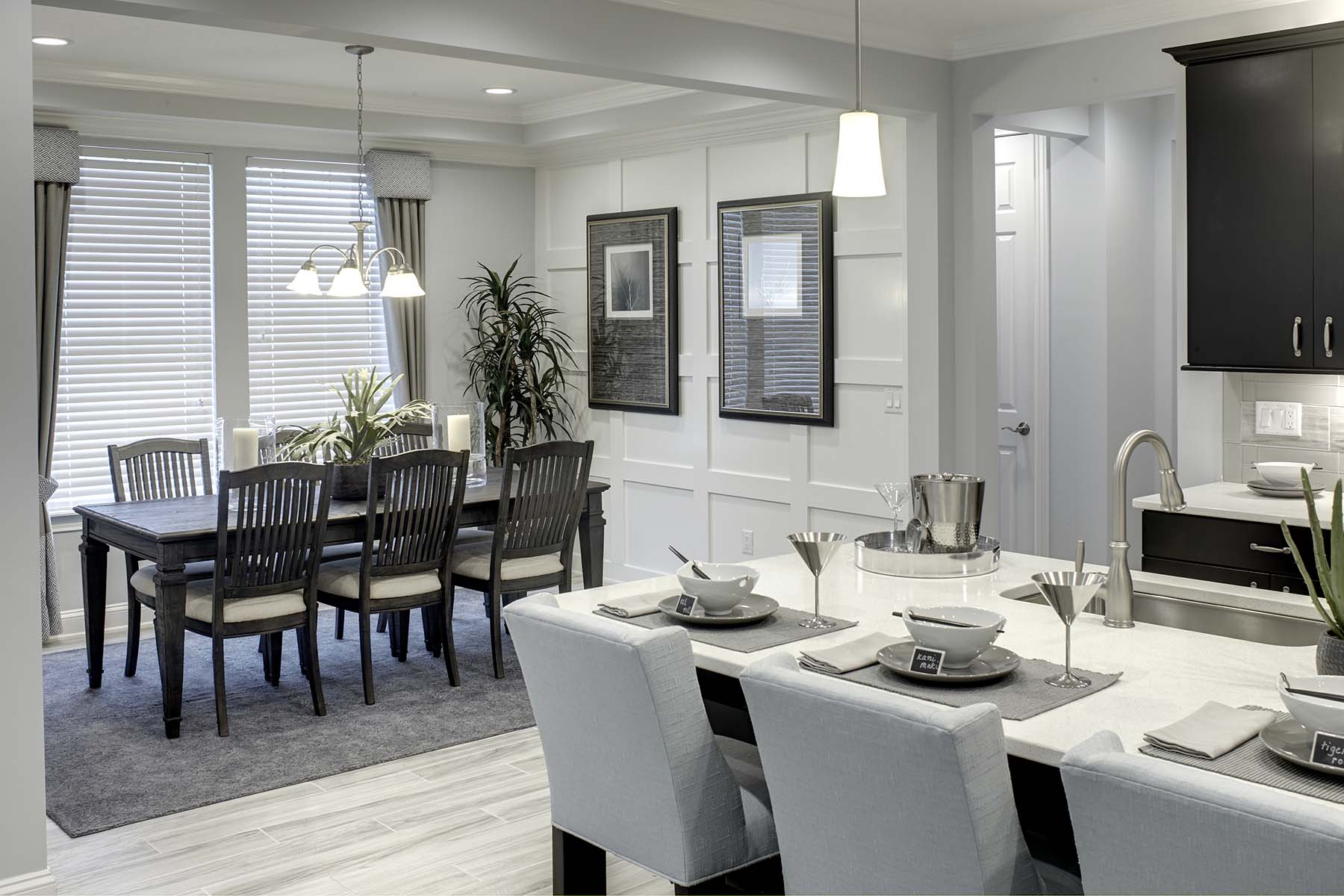 Egret Plan Kitchen at RiverTown - Arbors in St. Johns Florida by Mattamy Homes