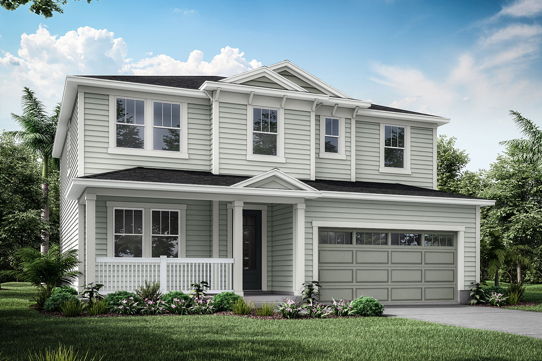 Willow Plan JAX_Wildlight_Willow_Coastal at Forest Park at Wildlight in Yulee Florida by Mattamy Homes