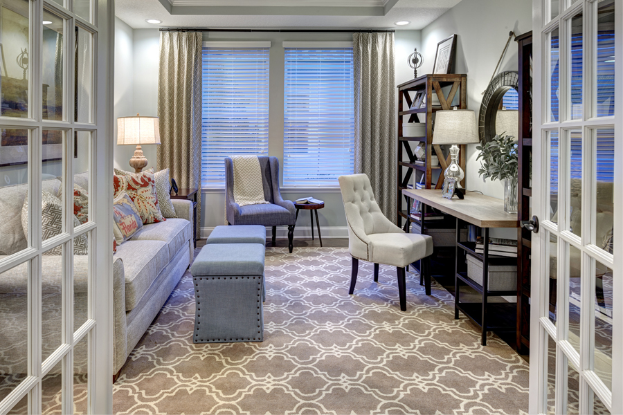 RiverTown - Gardens Study Room in St. Johns Florida by Mattamy Homes