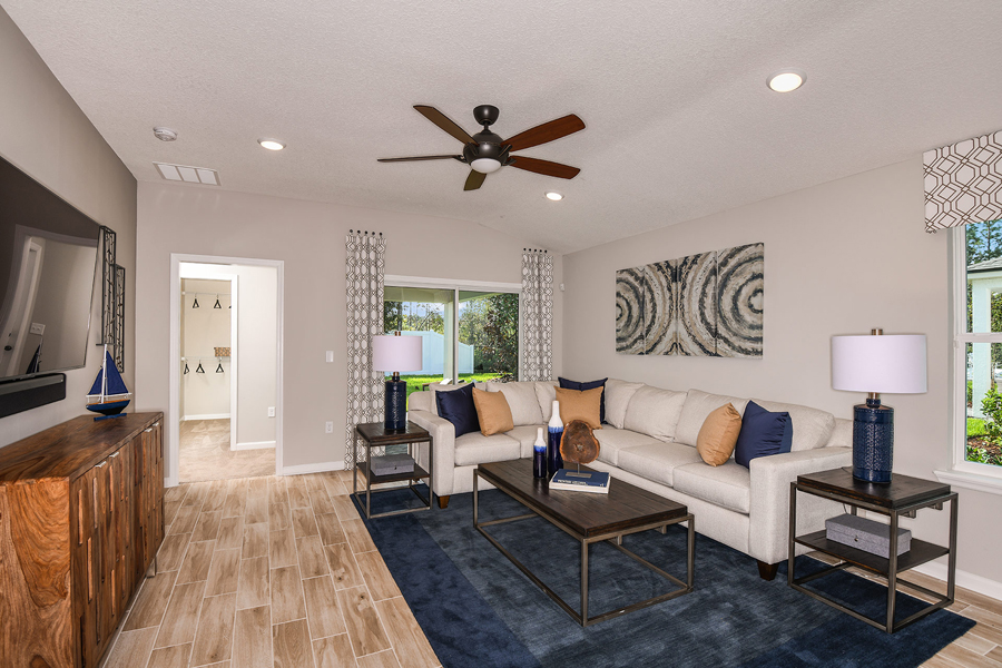 RiverTown - Haven Greatroom in St. Johns Florida by Mattamy Homes