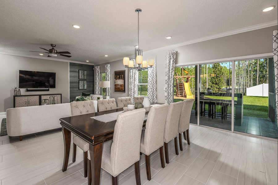 RiverTown - Haven Dining in St. Johns Florida by Mattamy Homes