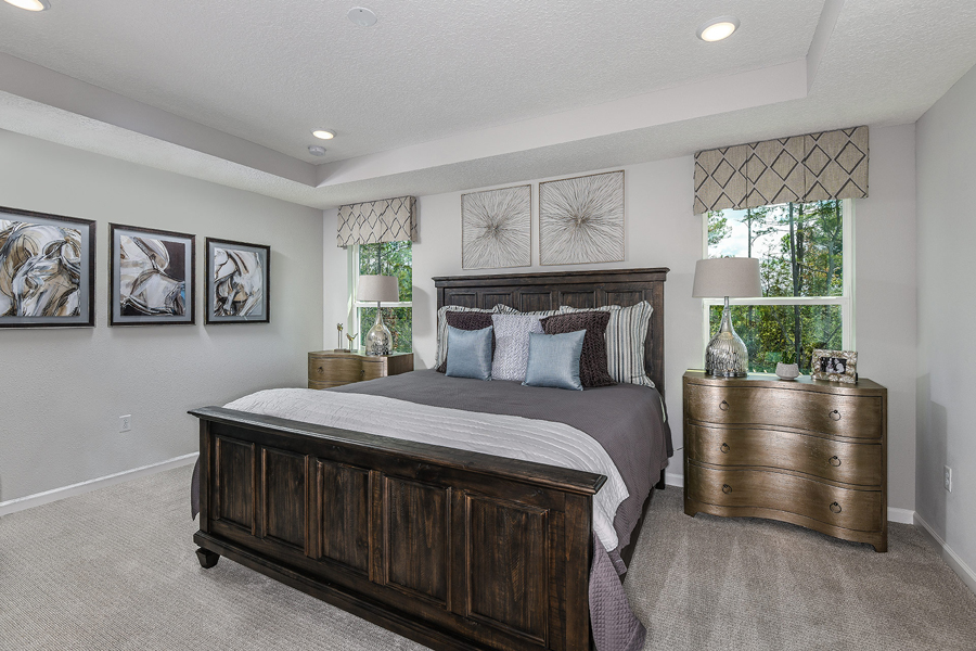 RiverTown - Haven Bedroom in St. Johns Florida by Mattamy Homes