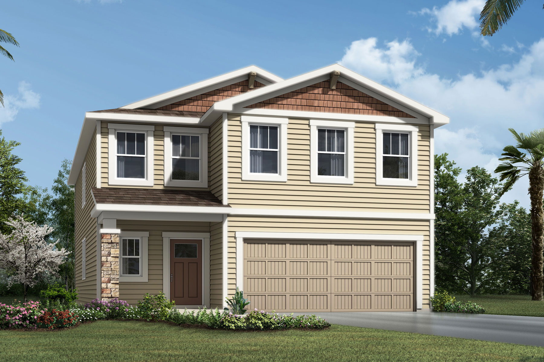 Whitney Plan jax_whitney_craftsman at RiverTown - Haven in St. Johns Florida by Mattamy Homes