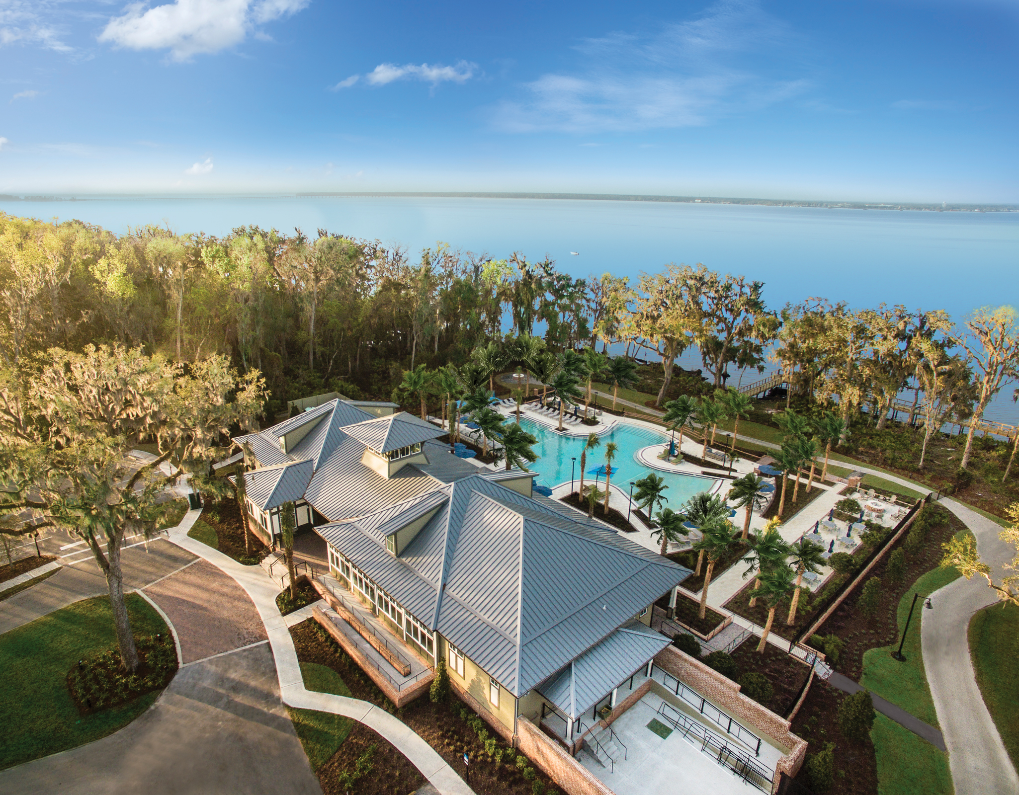 RiverTown - Arbors Amenities in St. Johns Florida by Mattamy Homes