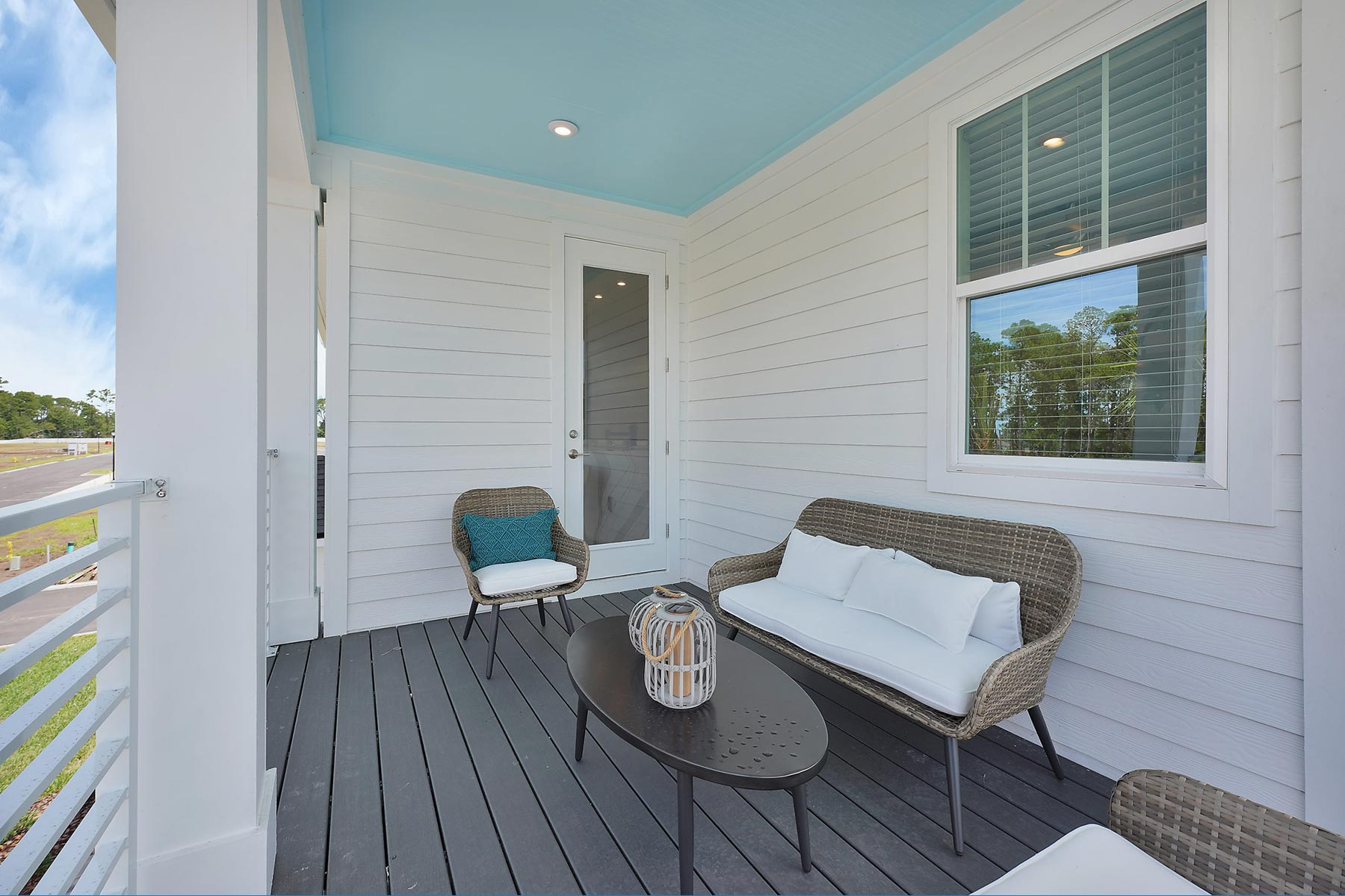 Kai Plan Patio at Pablo Cove in Jacksonville Florida by Mattamy Homes