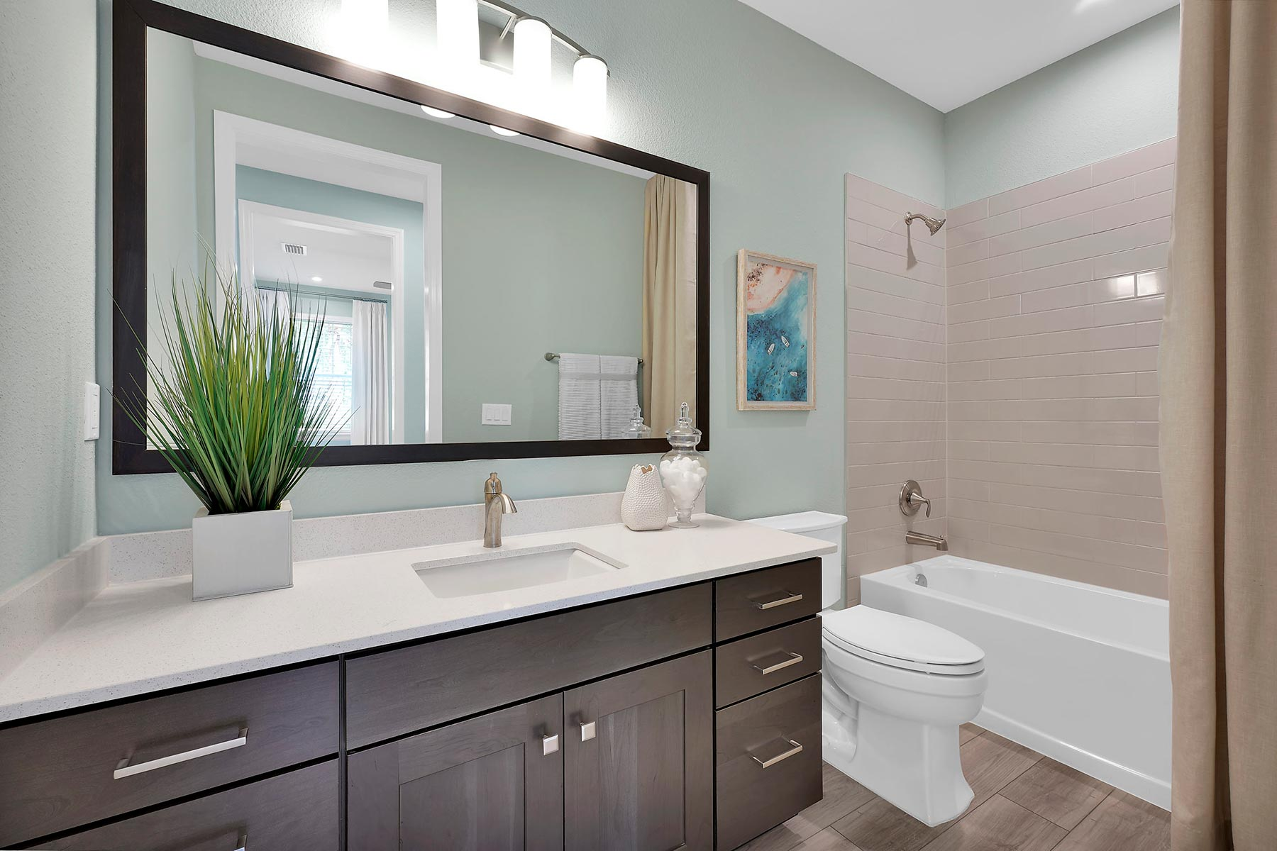 Kai Plan Bath at Pablo Cove in Jacksonville Florida by Mattamy Homes