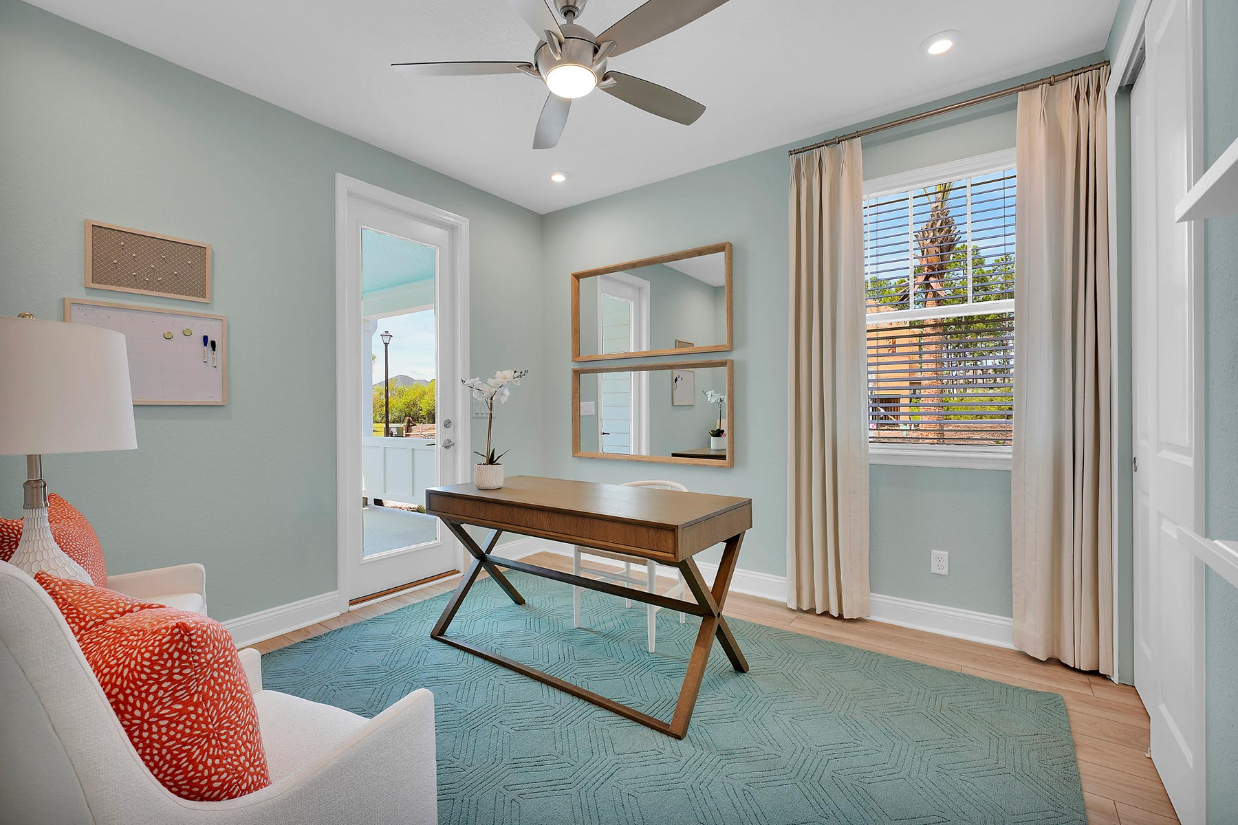 Kai Plan Study Room at Pablo Cove in Jacksonville Florida by Mattamy Homes