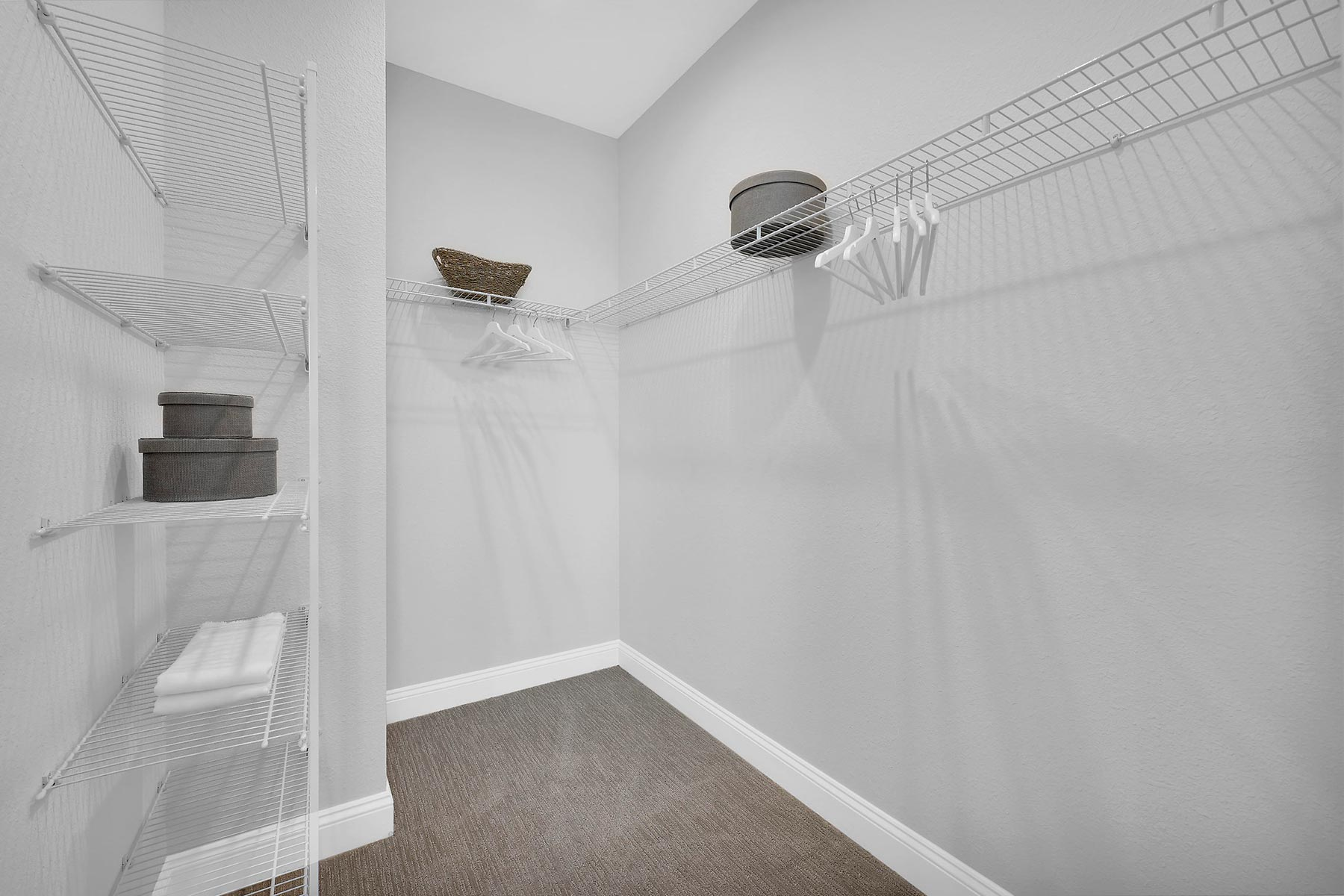Kai Plan Closet at Pablo Cove in Jacksonville Florida by Mattamy Homes