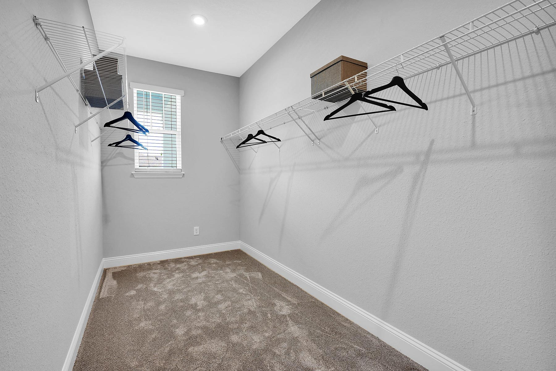 Rialta Plan Closet at Pablo Cove in Jacksonville Florida by Mattamy Homes