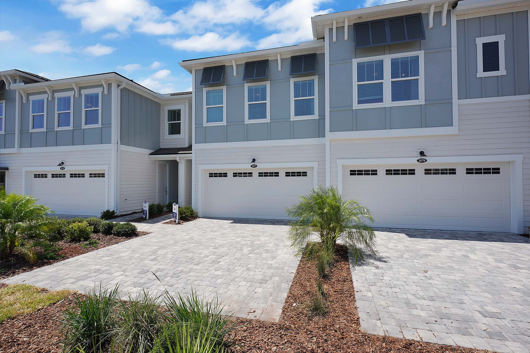 Talise Plan Elevation Front at Pablo Cove in Jacksonville Florida by Mattamy Homes