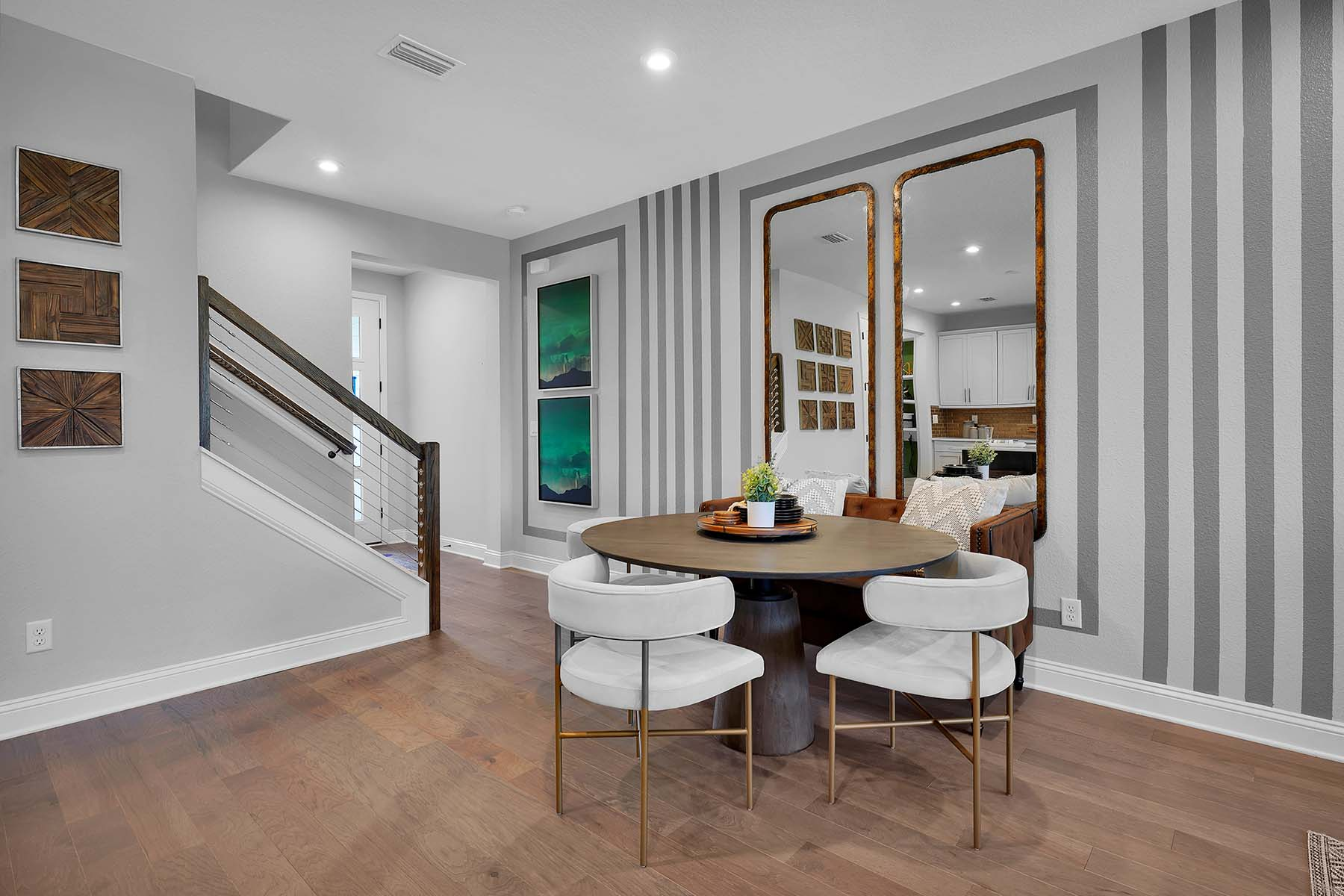 Talise Plan Dining at Pablo Cove in Jacksonville Florida by Mattamy Homes