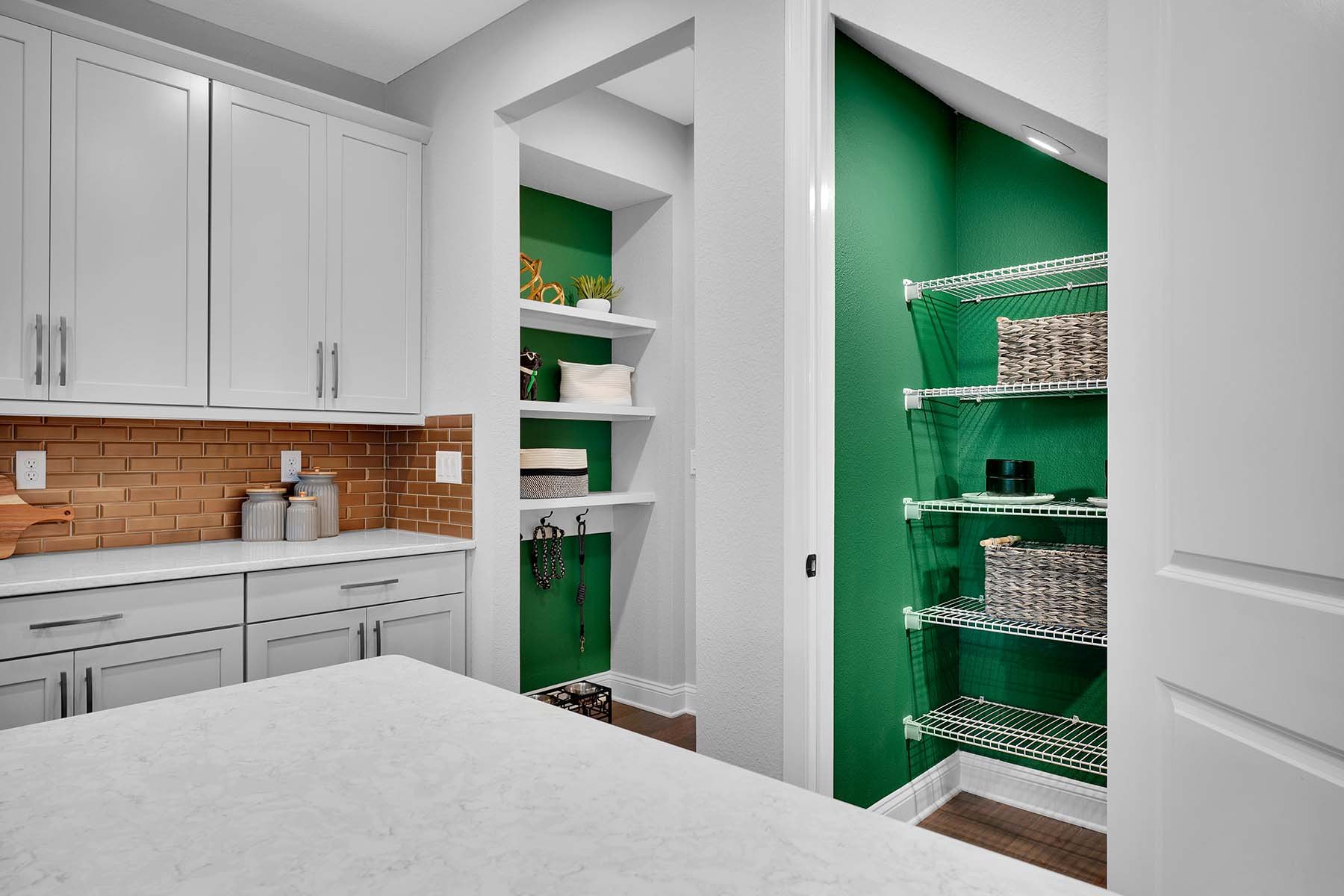 Talise Plan Pantry at Pablo Cove in Jacksonville Florida by Mattamy Homes