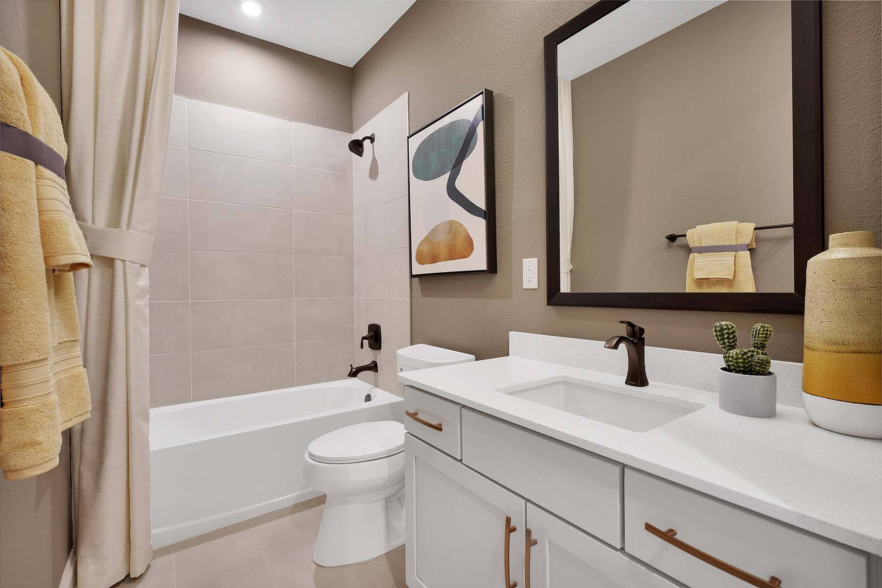 Talise Plan Bath at Pablo Cove in Jacksonville Florida by Mattamy Homes
