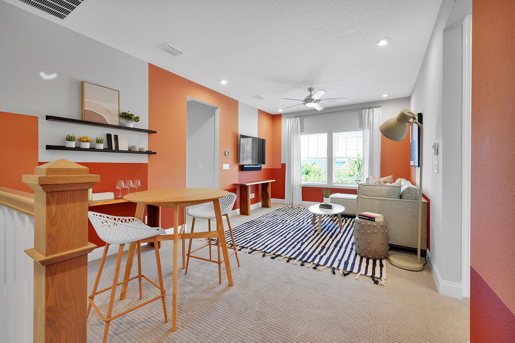 Waverly Plan Loft at Pablo Cove in Jacksonville Florida by Mattamy Homes