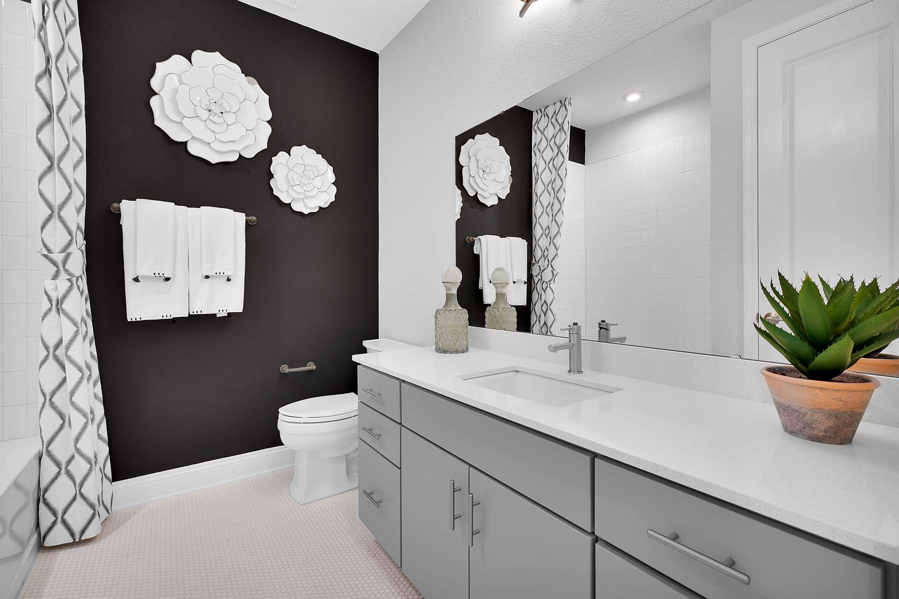 Waverly Plan Bath at Pablo Cove in Jacksonville Florida by Mattamy Homes