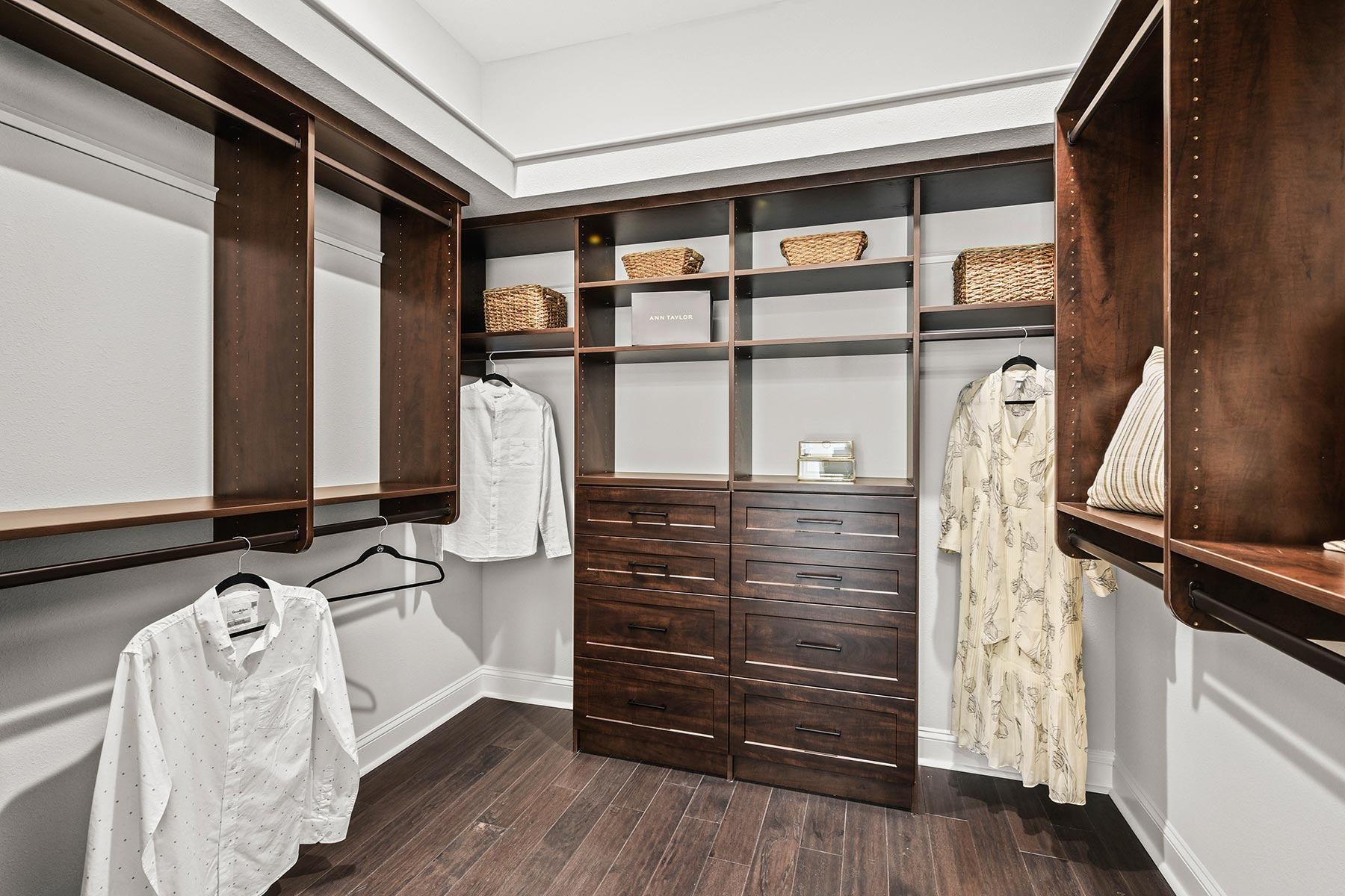 Bridge Plan Closet at RiverTown - WaterSong in St. Johns Florida by Mattamy Homes