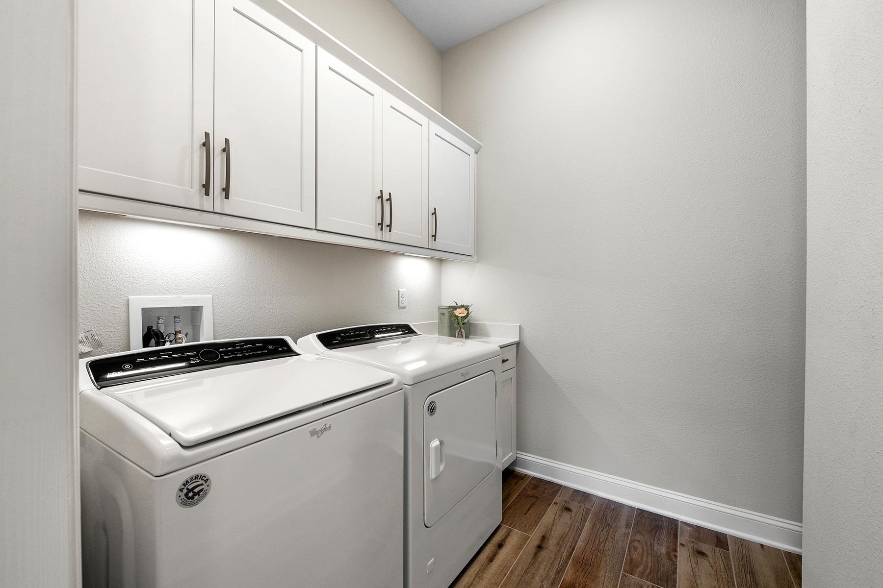 Court Plan Laundry at RiverTown - WaterSong in St. Johns Florida by Mattamy Homes