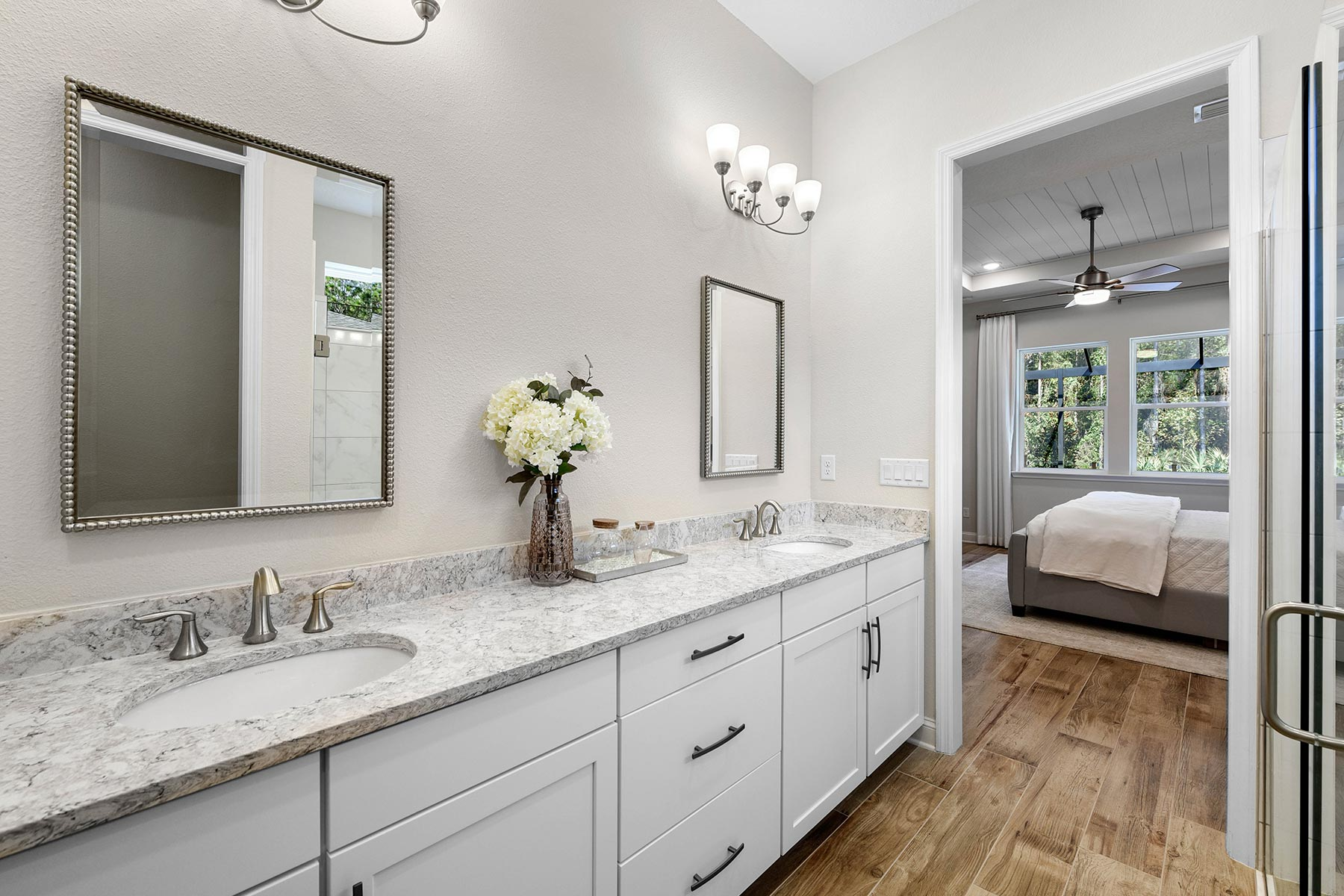 Court Plan Bath at RiverTown - WaterSong in St. Johns Florida by Mattamy Homes