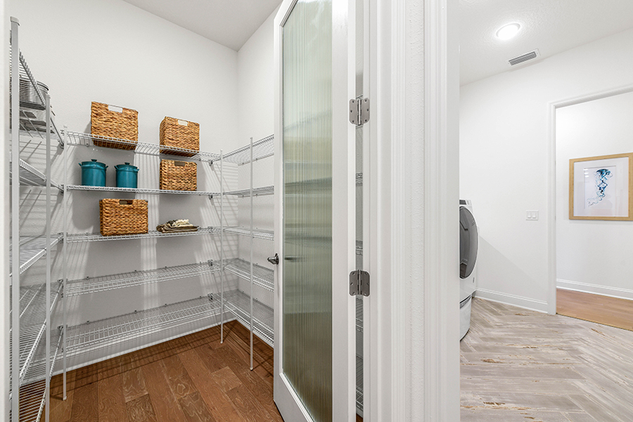 Harbor Plan Pantry at RiverTown - WaterSong in St. Johns Florida by Mattamy Homes