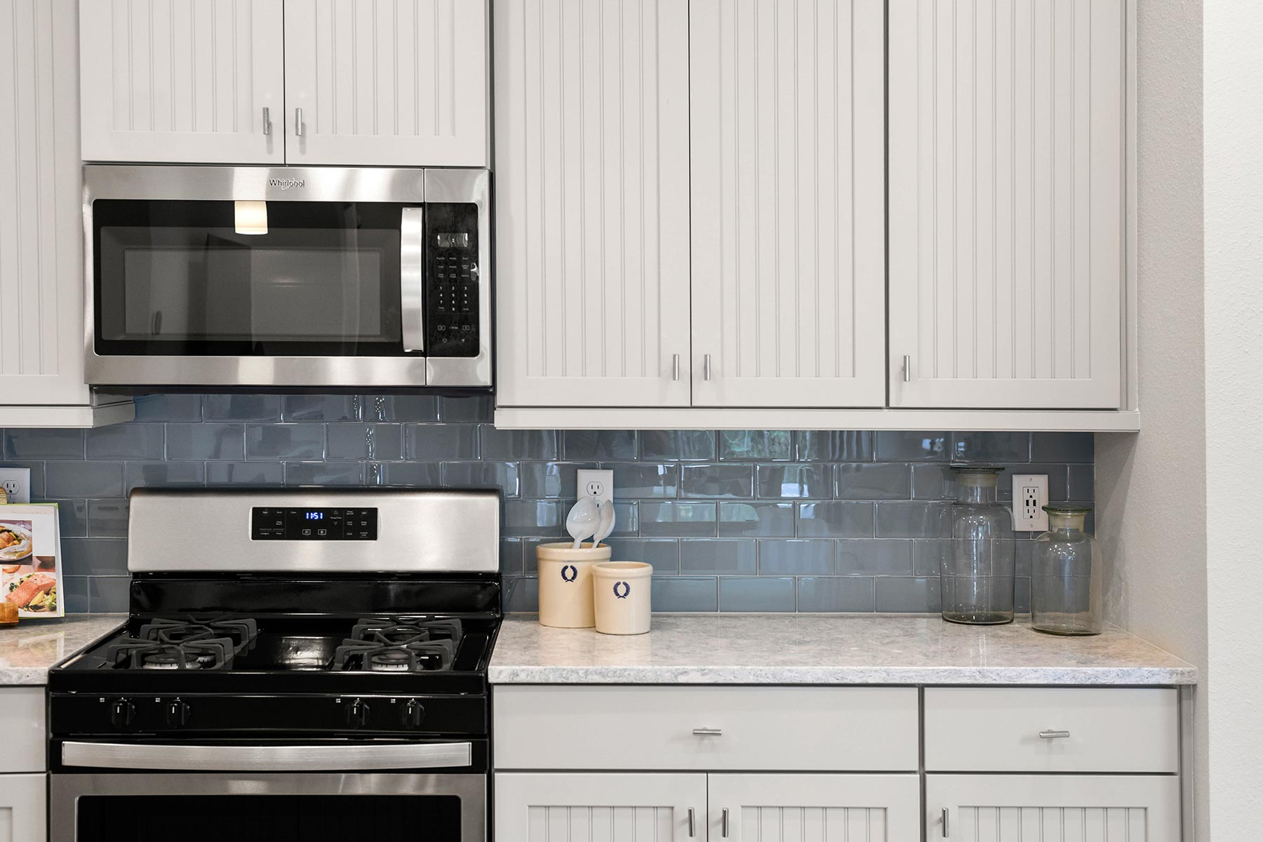 Ocean Plan Kitchen at RiverTown - WaterSong in St. Johns Florida by Mattamy Homes