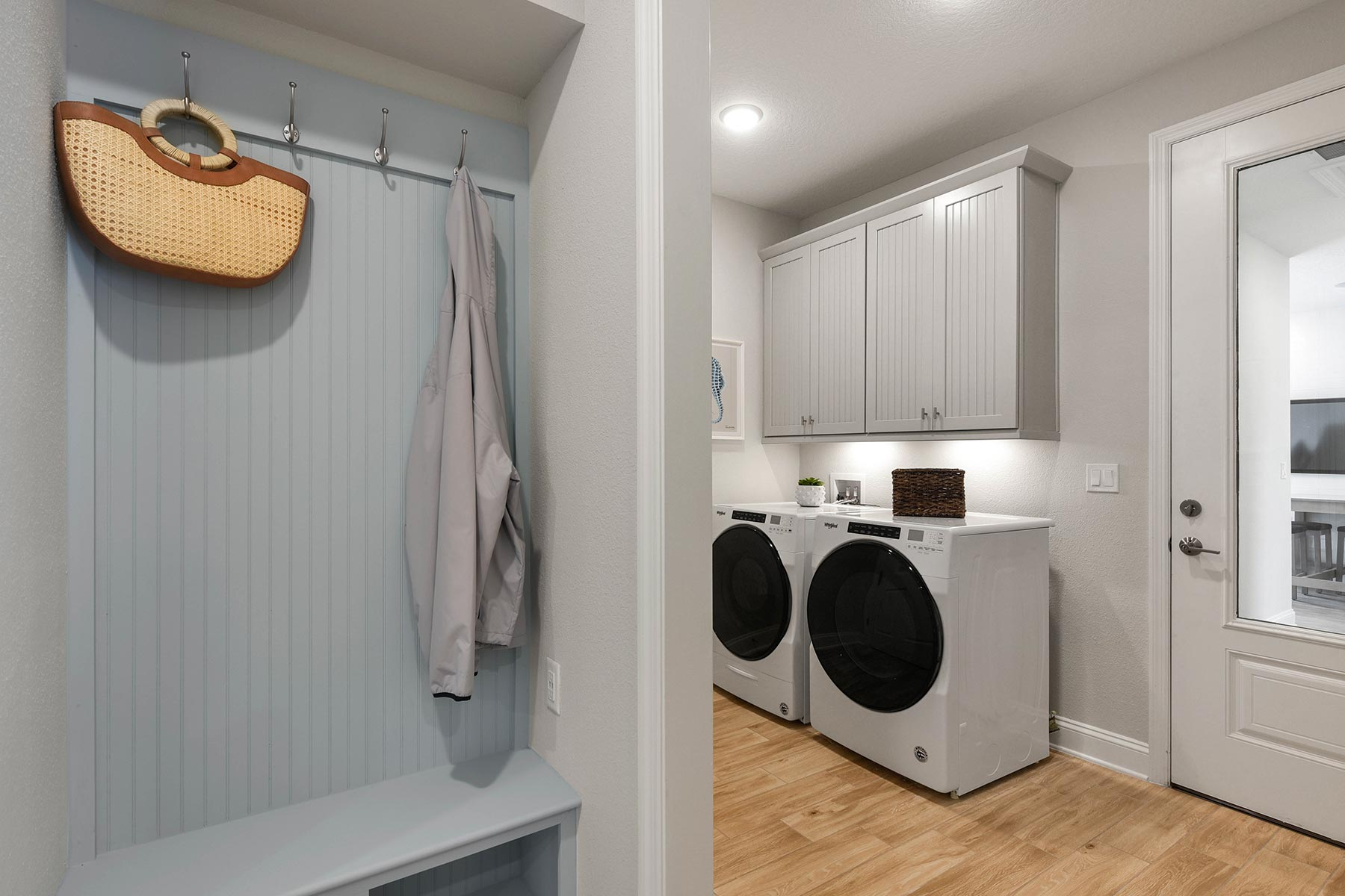 Ocean Plan Laundry at RiverTown - WaterSong in St. Johns Florida by Mattamy Homes